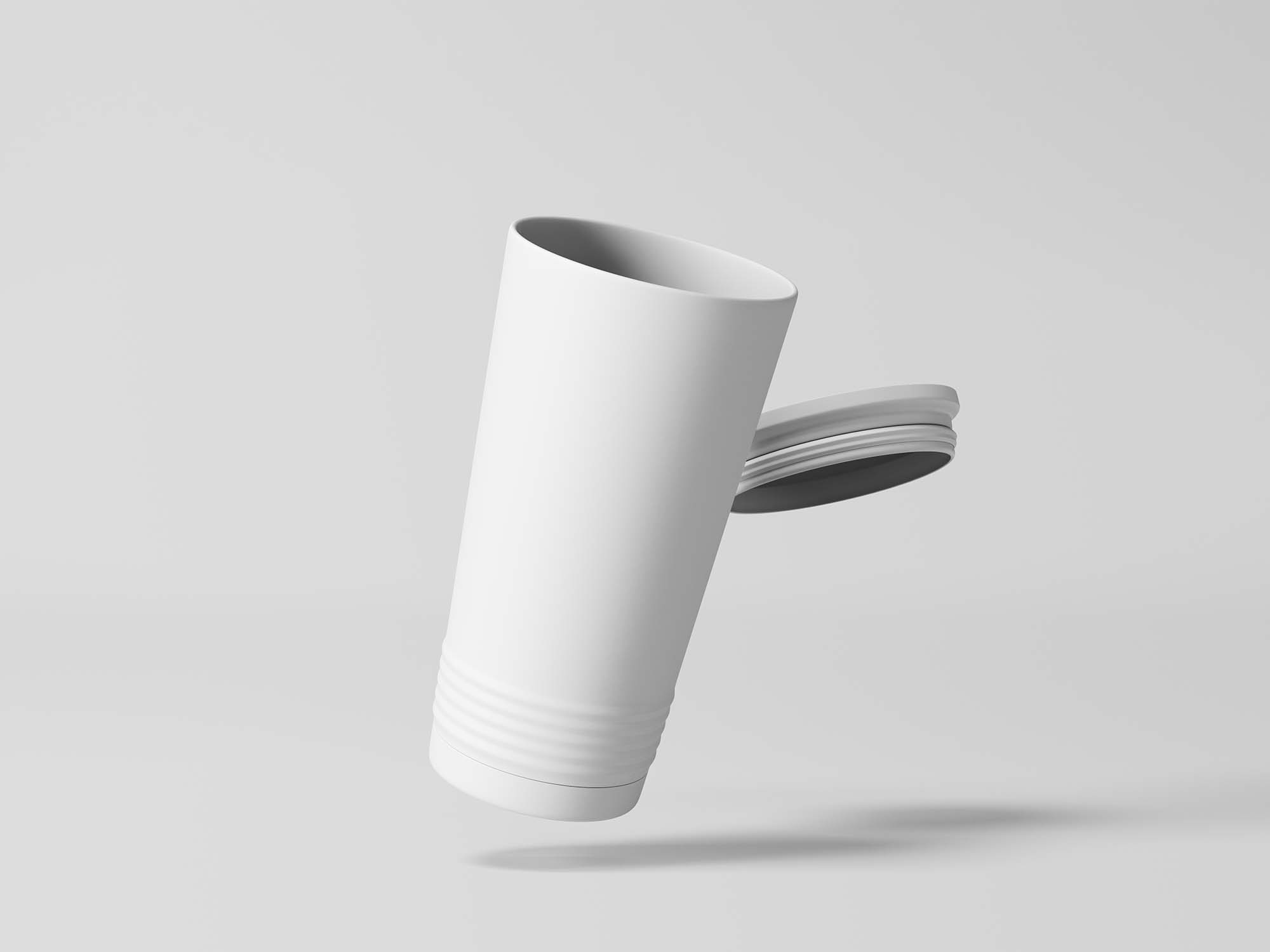 Tumbler Cup Mockup 2