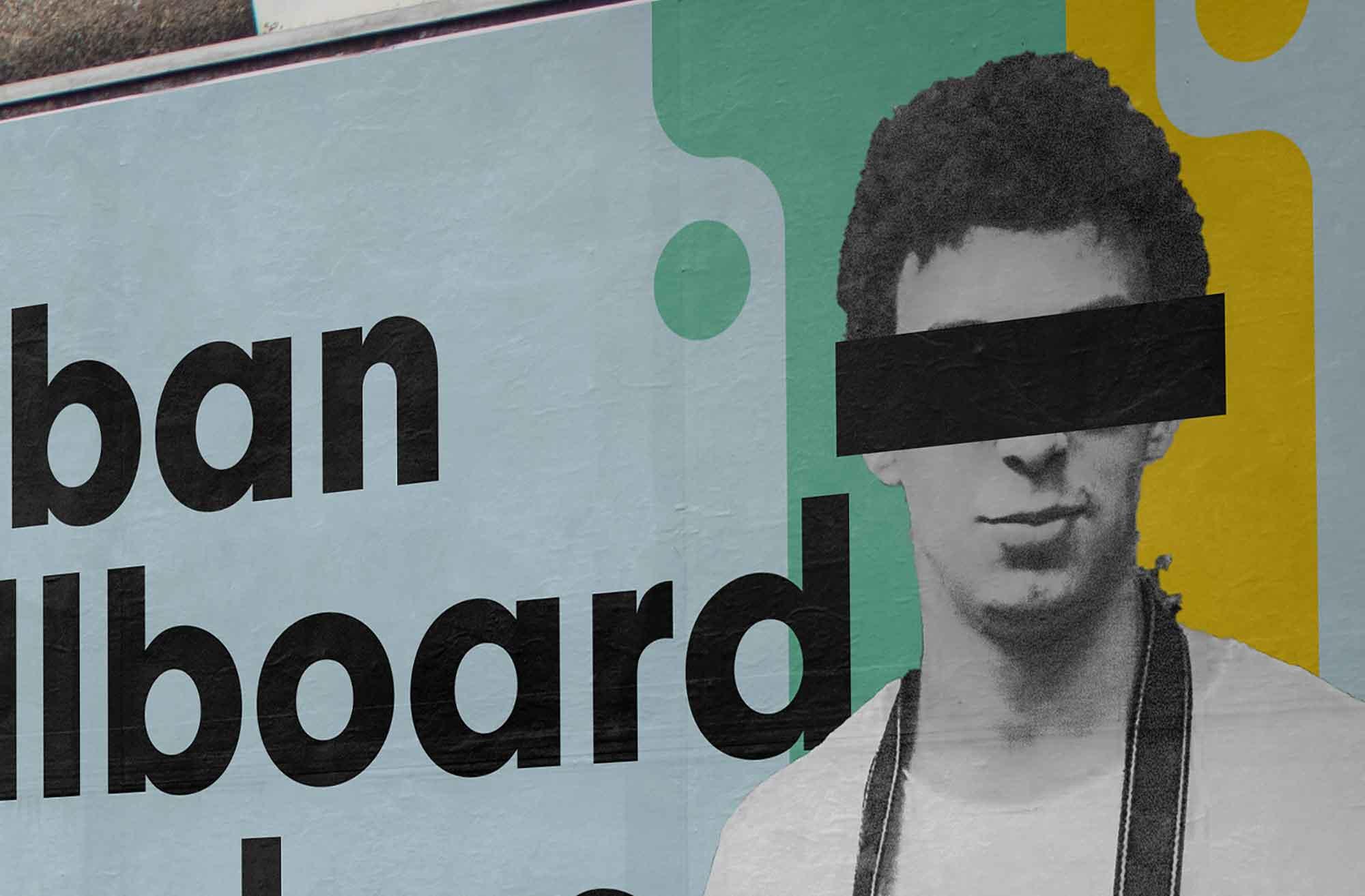 Urban Billboards Mockup 2
