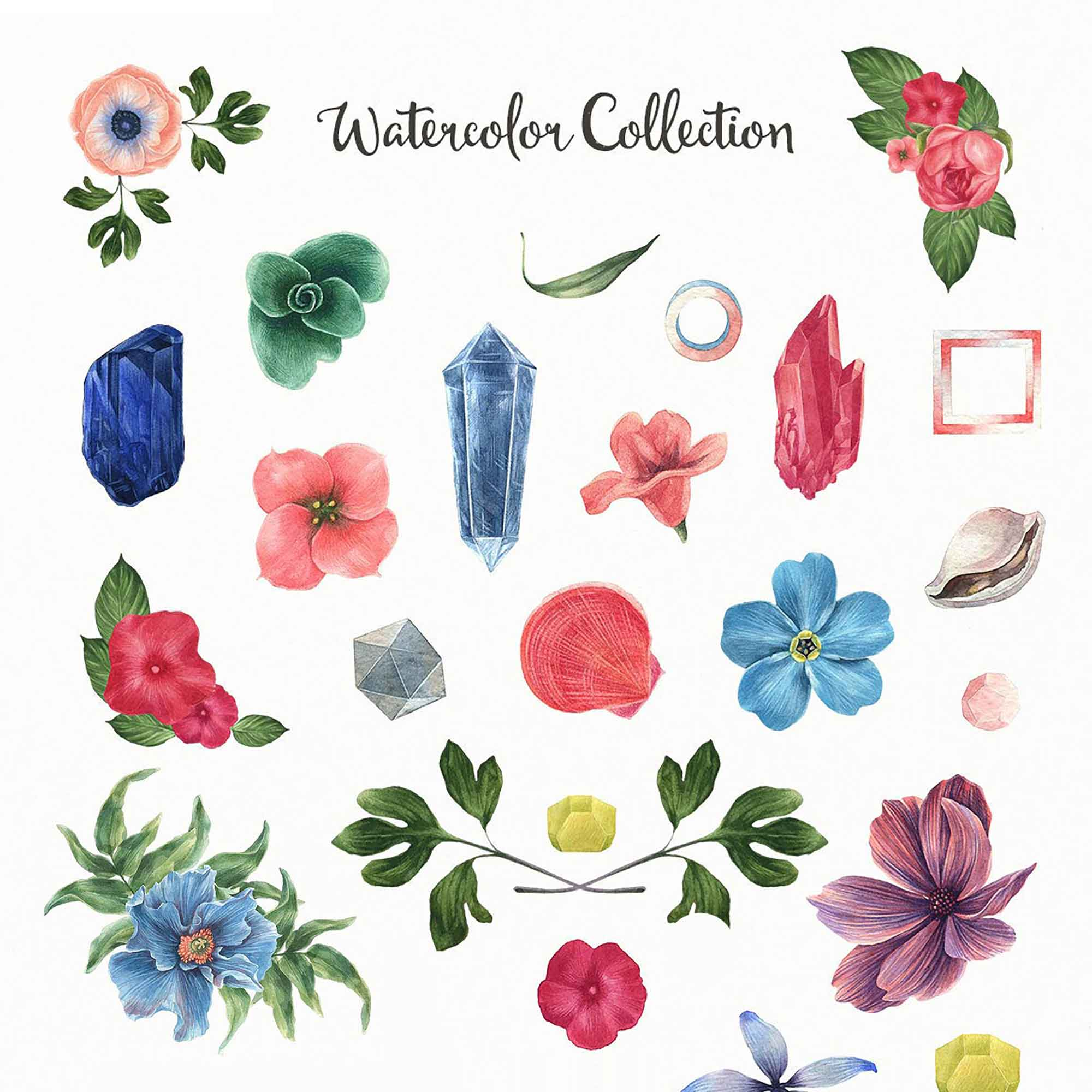 Watercolor Enthusiast Graphic 2
