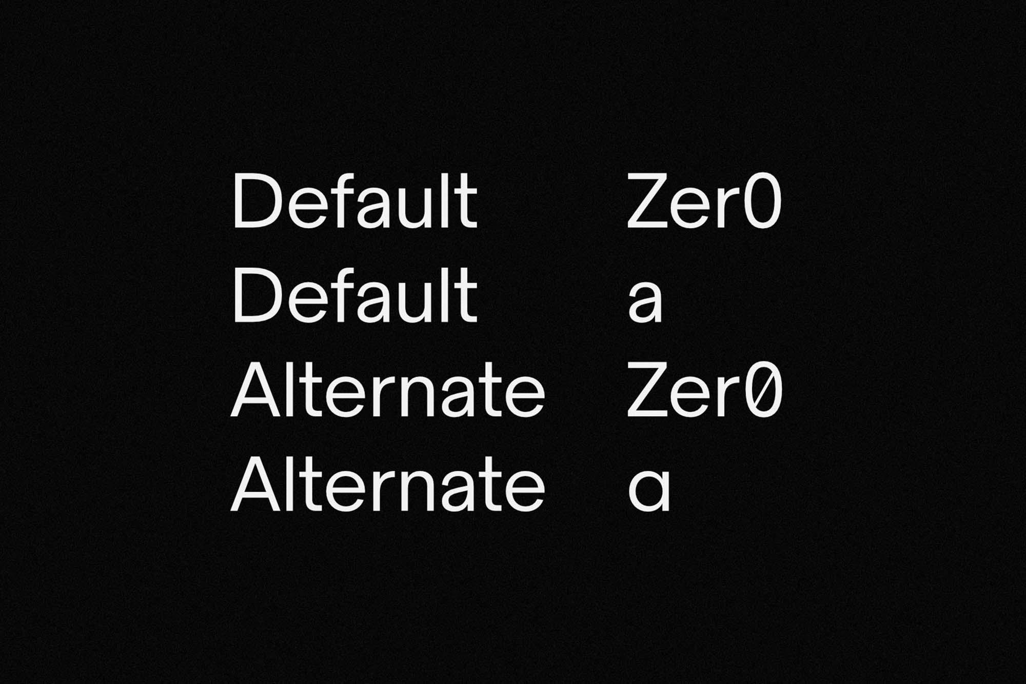 Action Geometric Sans Font 2