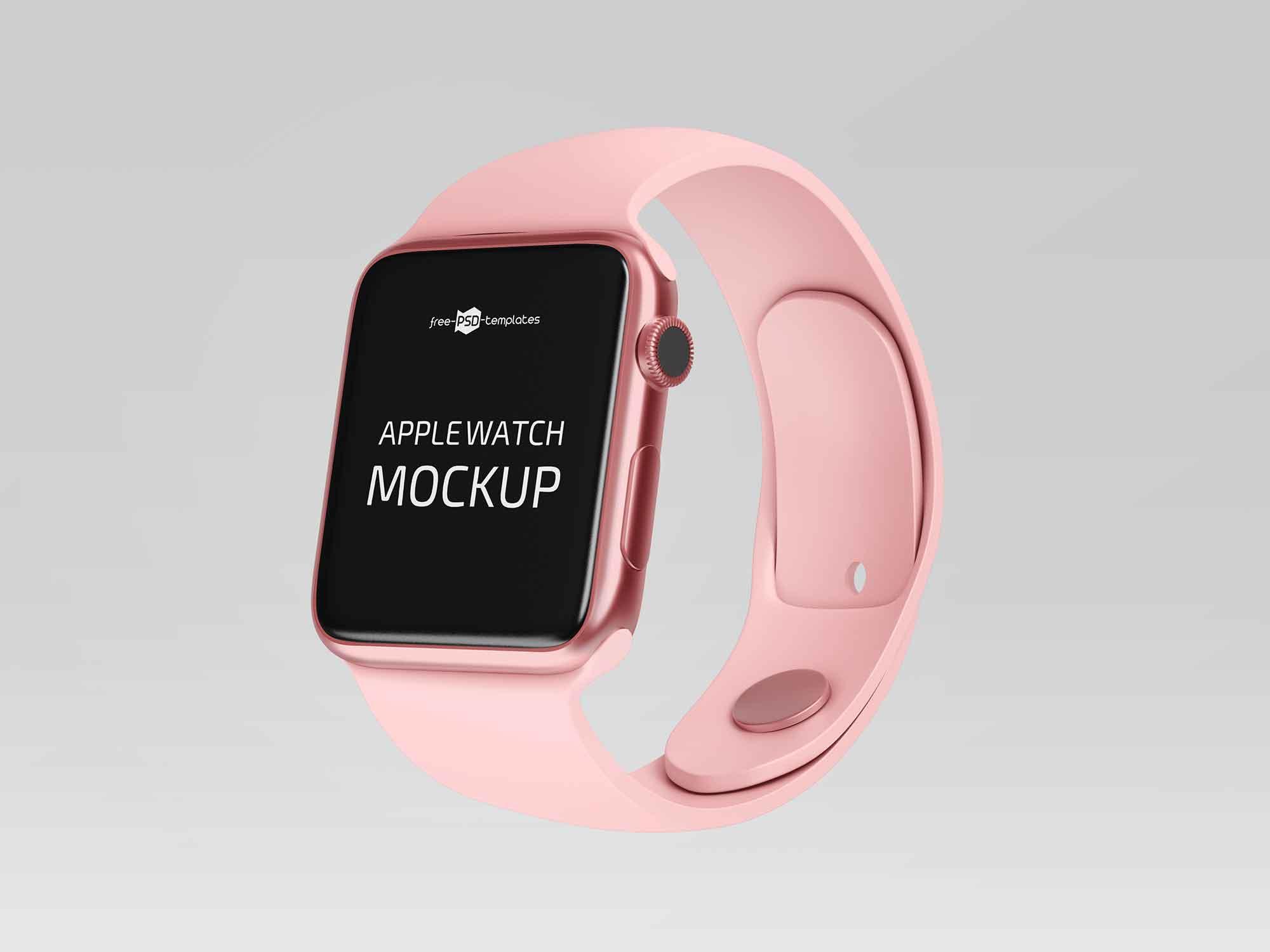 Apple Watch Mockup 2