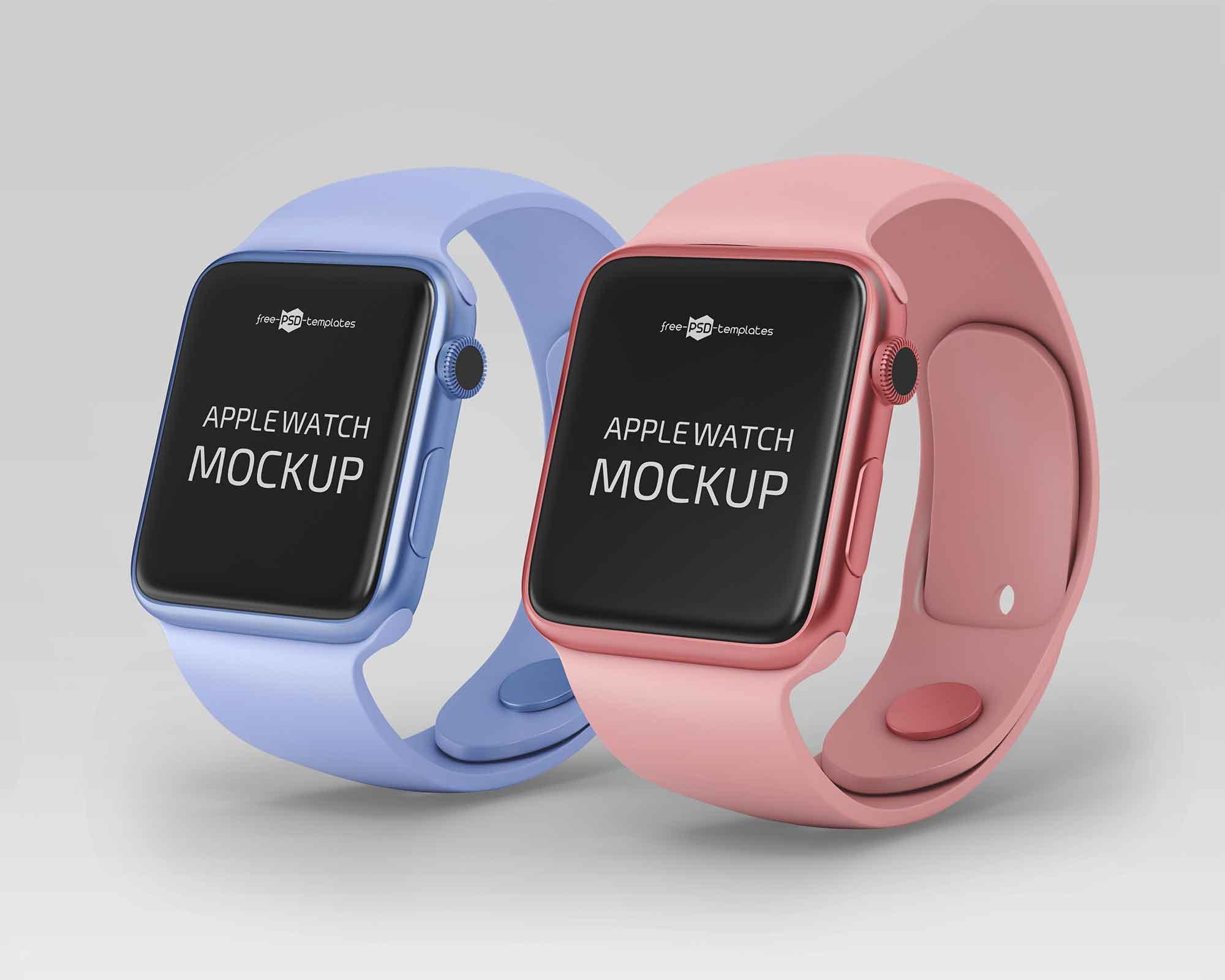 Apple Watch Mockup 3
