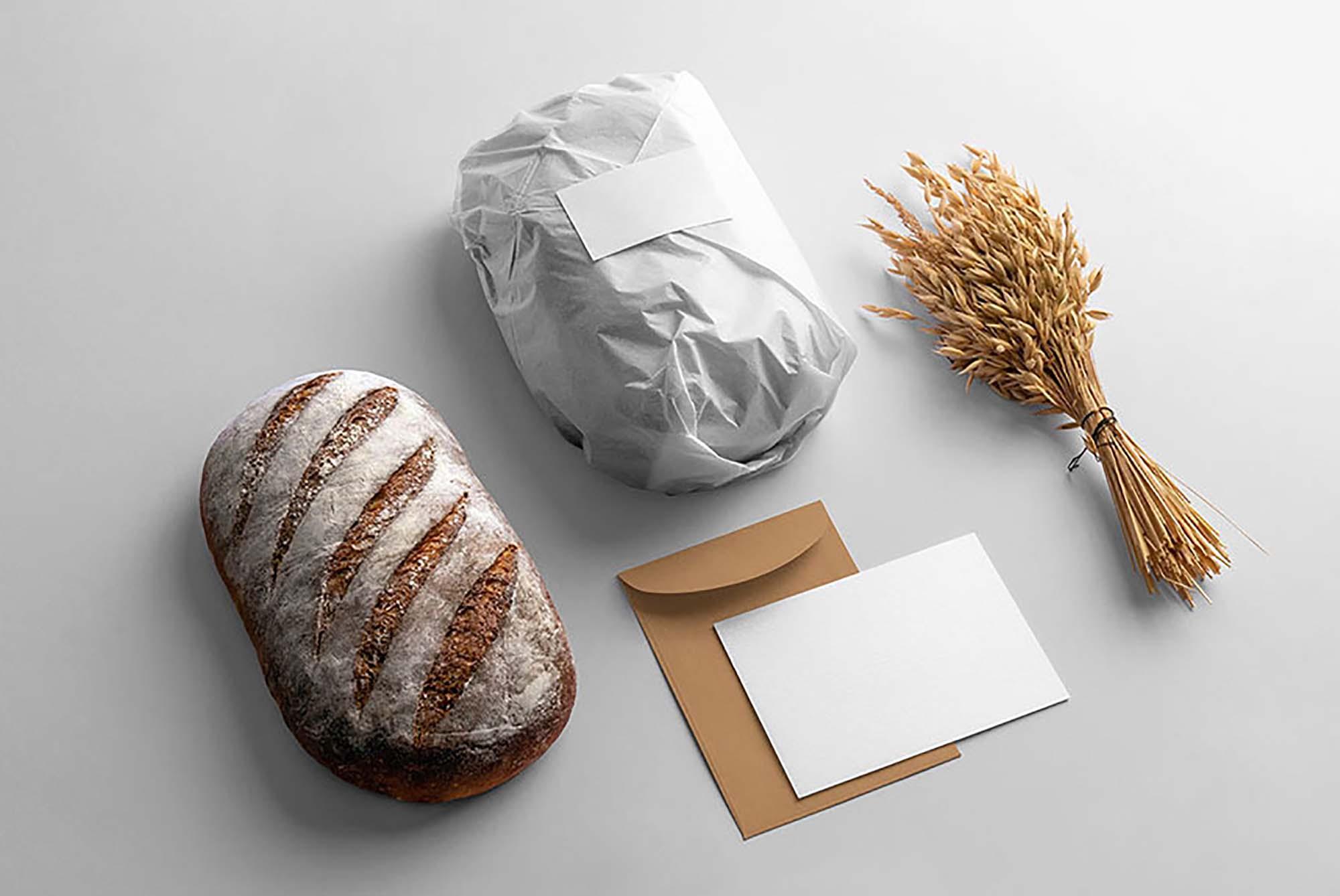 Bakery Branding Mockup 2