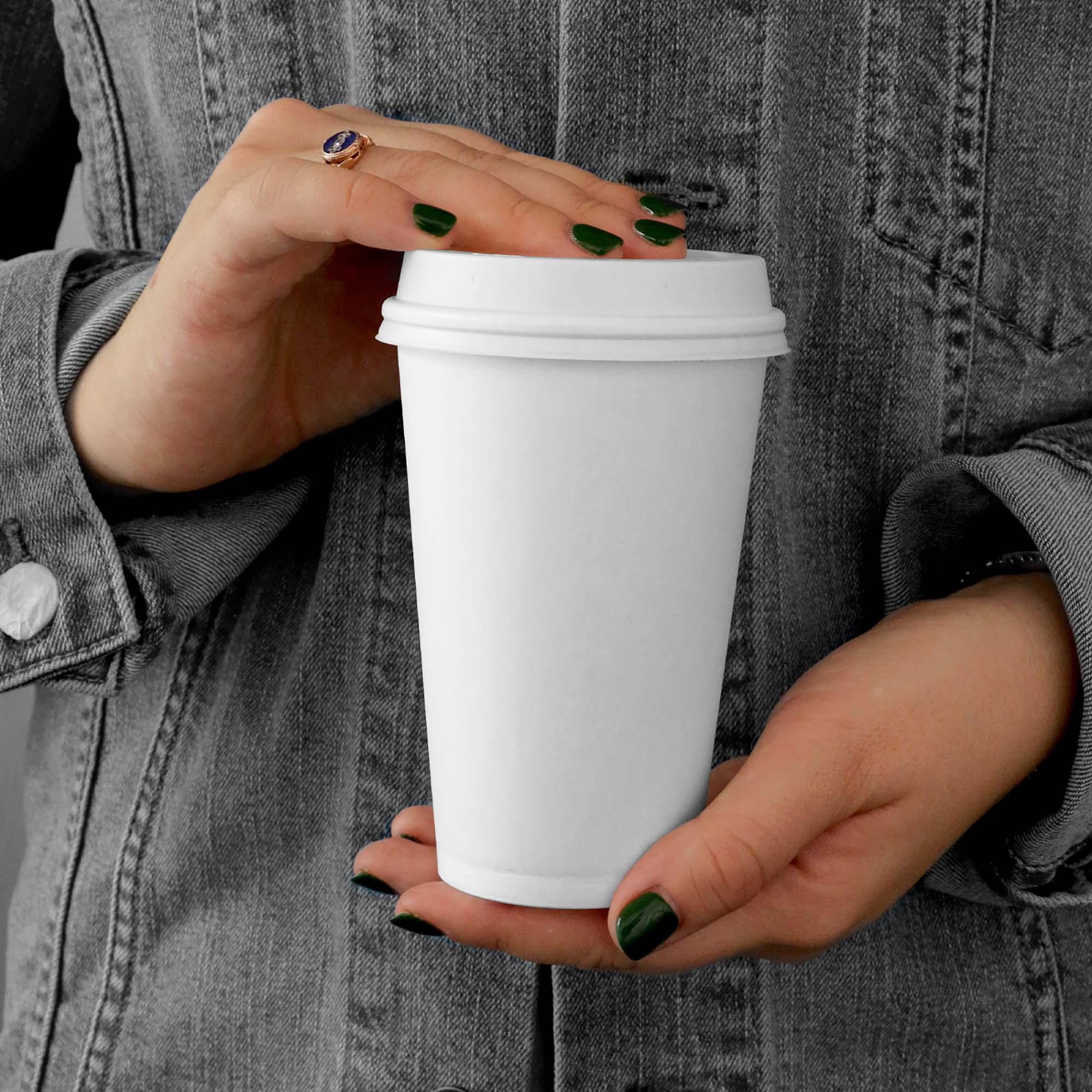 Big Coffee Cup Mockup 2