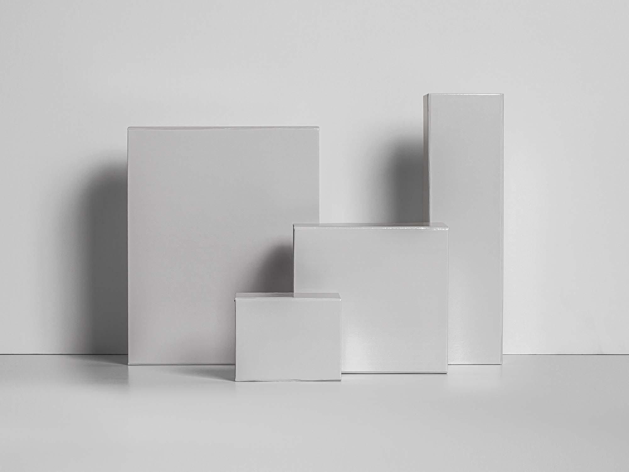 Box Packaging Mockup 2