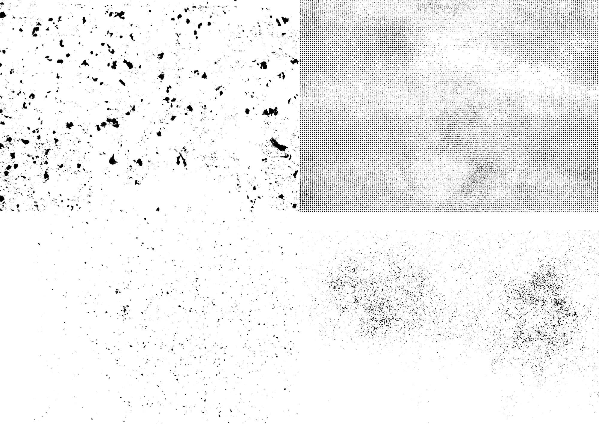 Grunge Textures 4-1
