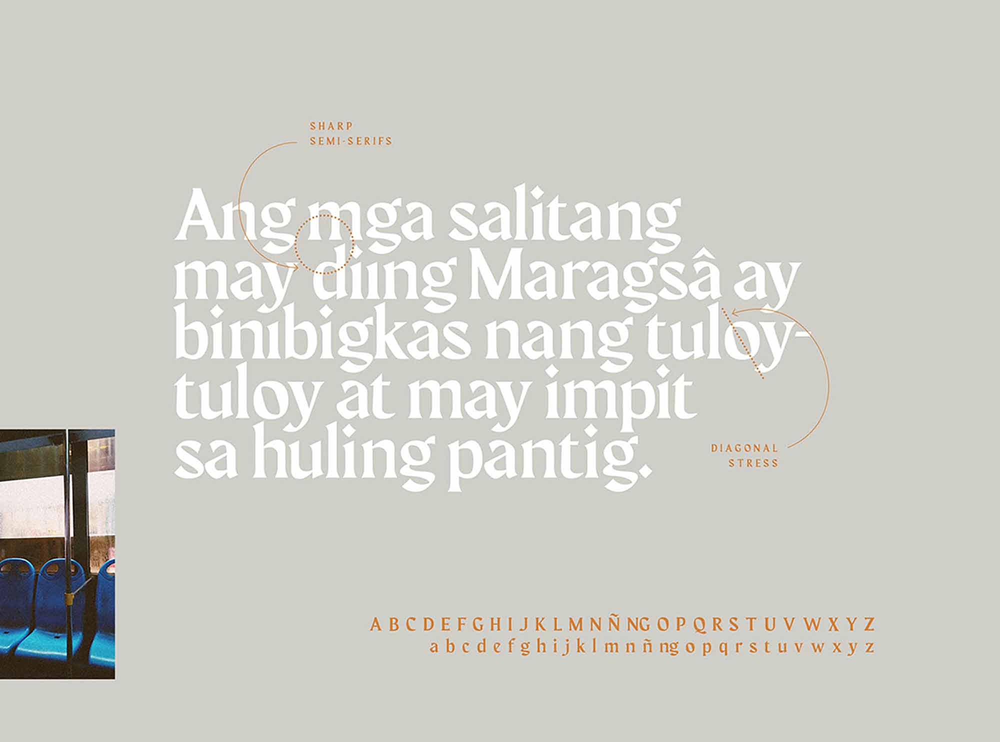 Maragsa Display Typeface 2