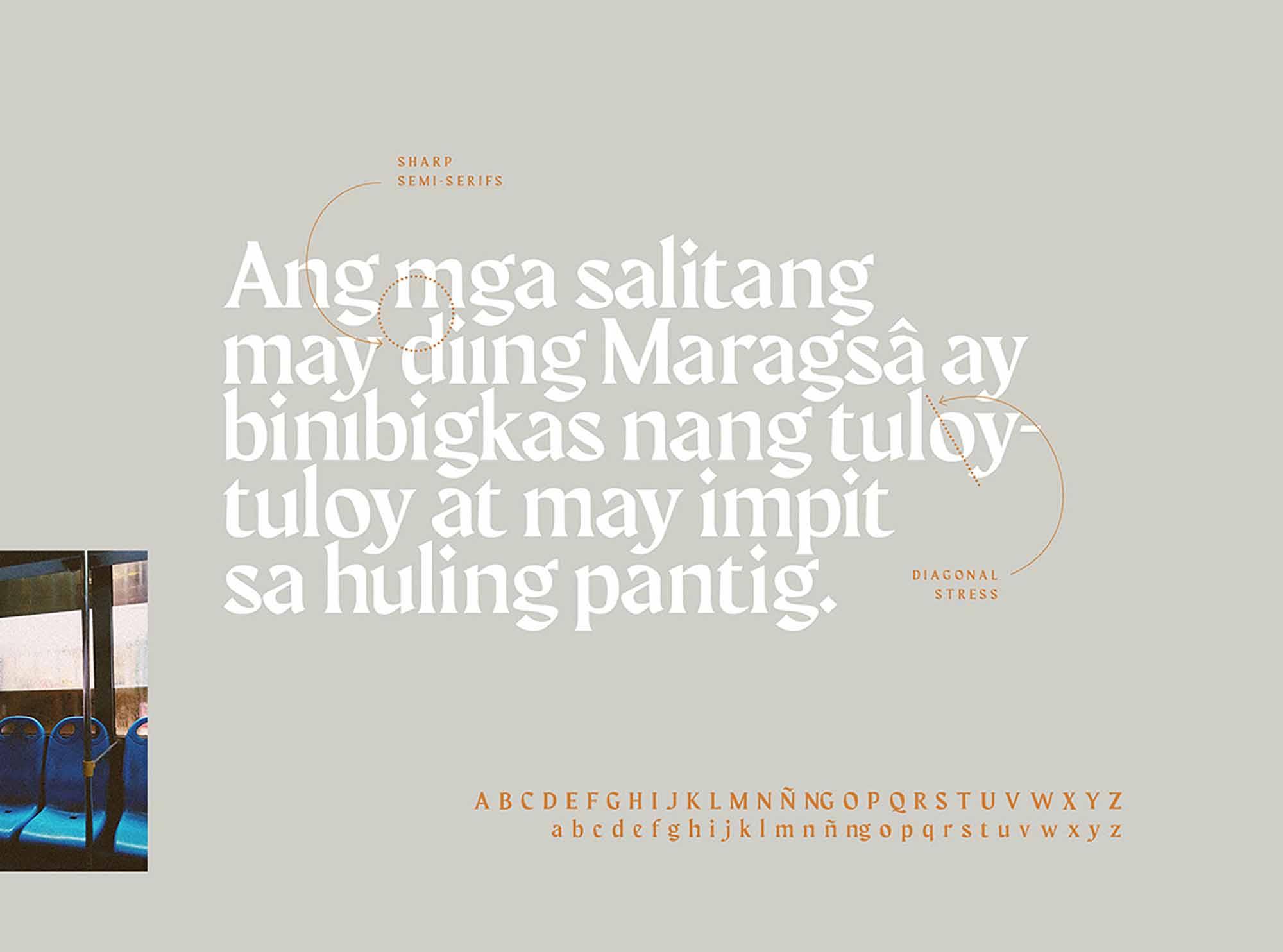 Maragsa Display Typeface 2