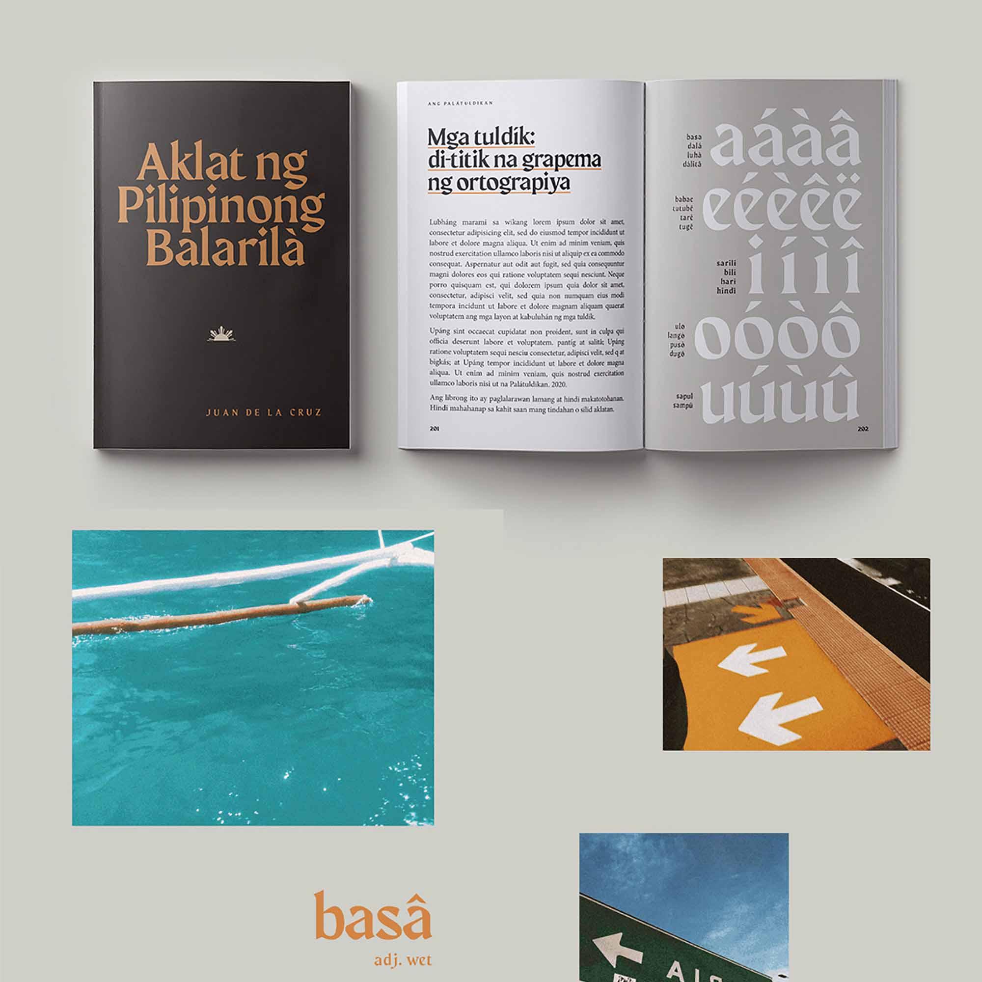 Maragsa Display Typeface 5