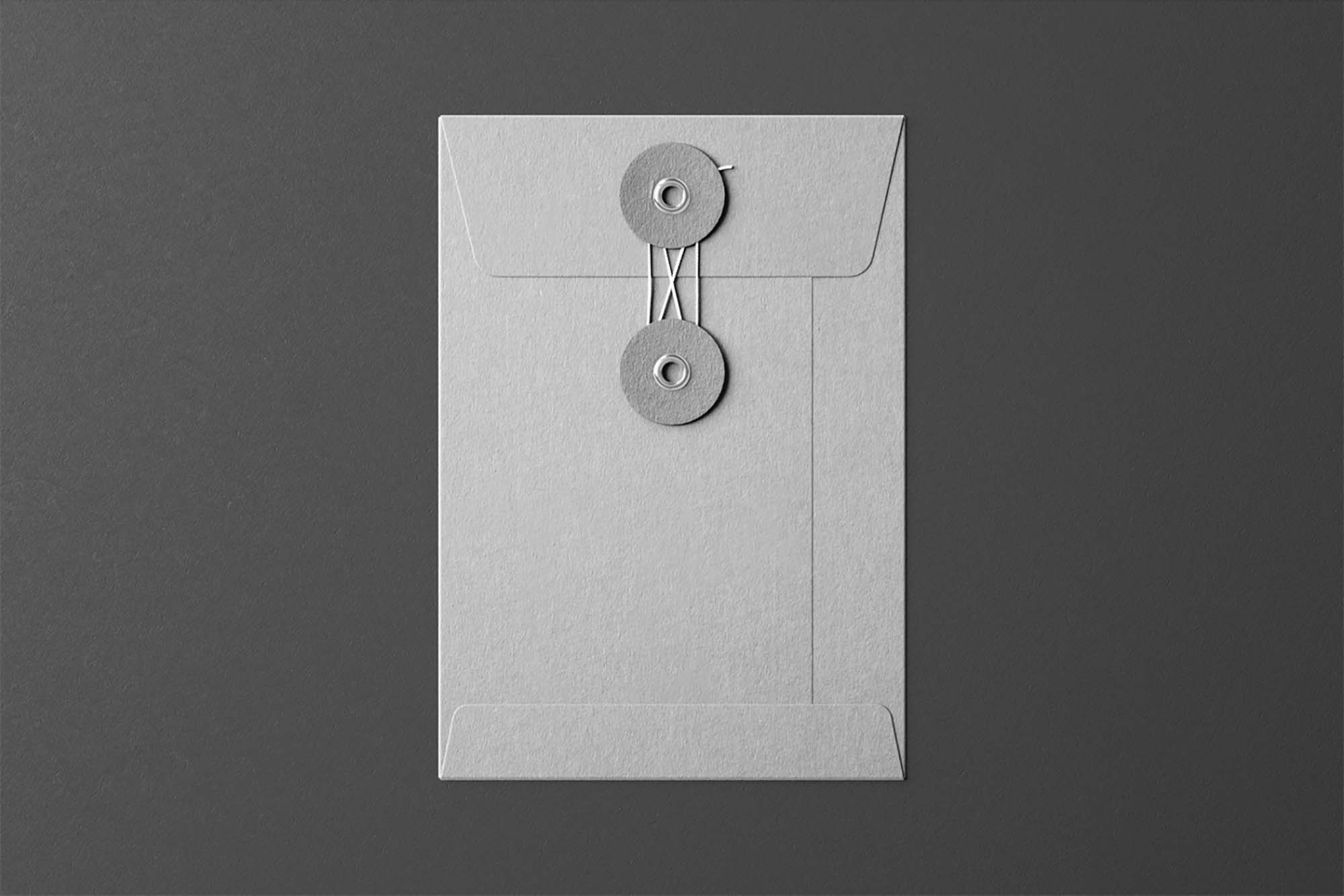 Small String Envelope Mockup 2