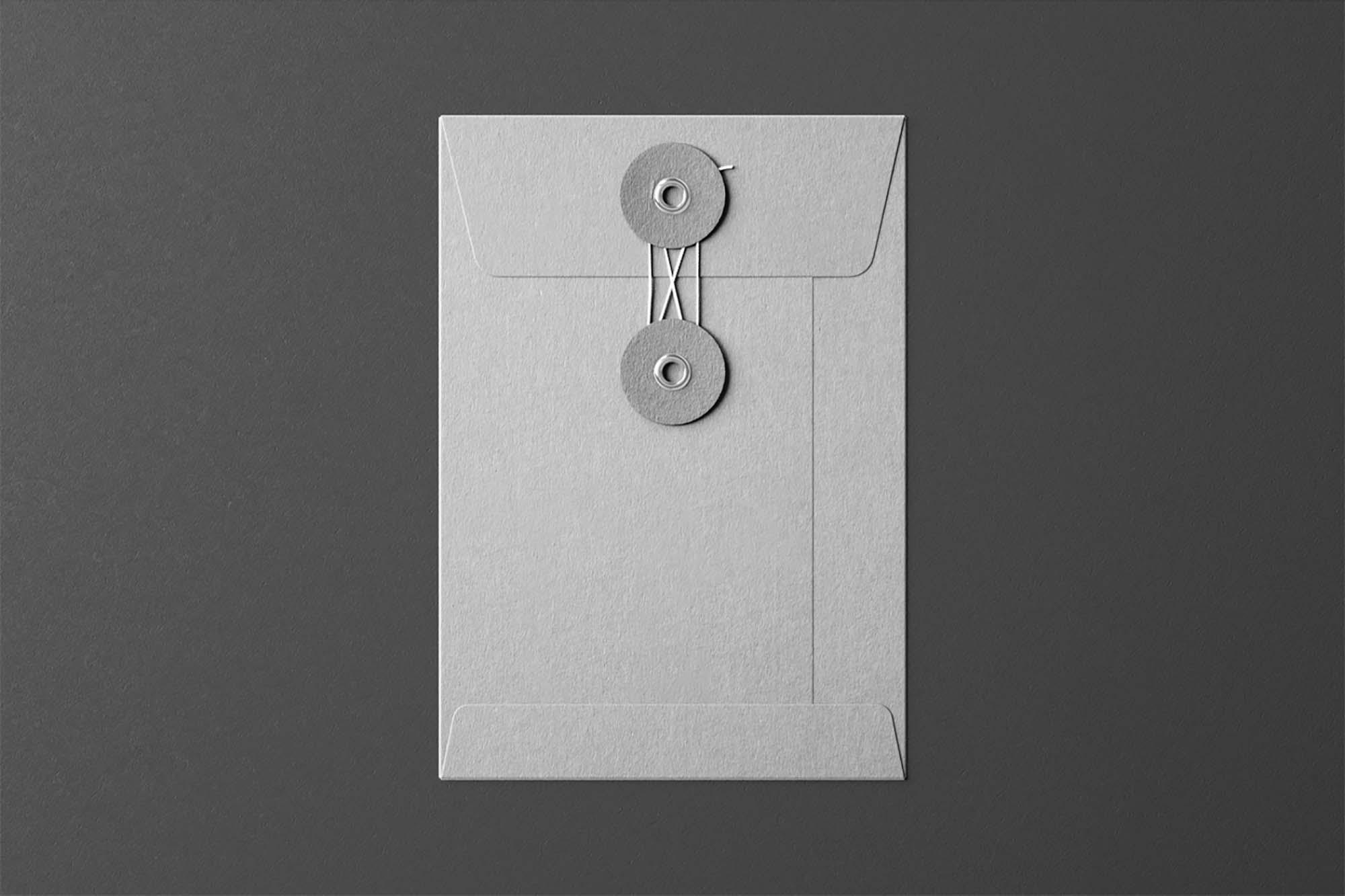 Small String Envelope Mockup 2