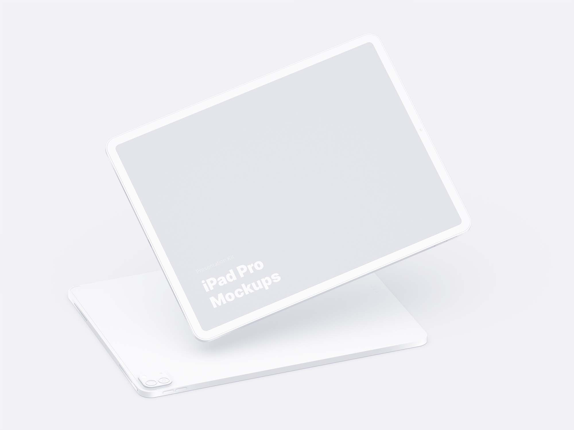 iPad Pro Mockup 3