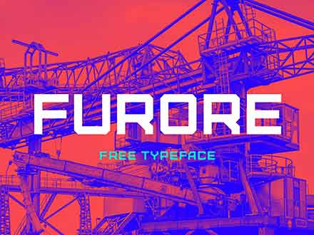 Furore Sans Serif Font