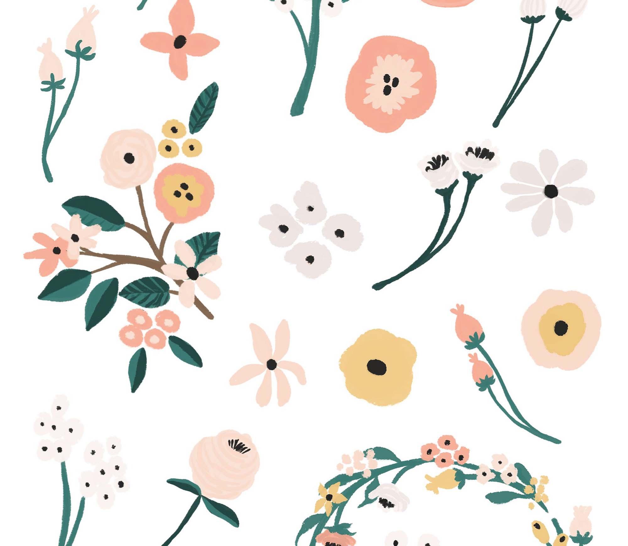 Lillia Floral Illustrations 5