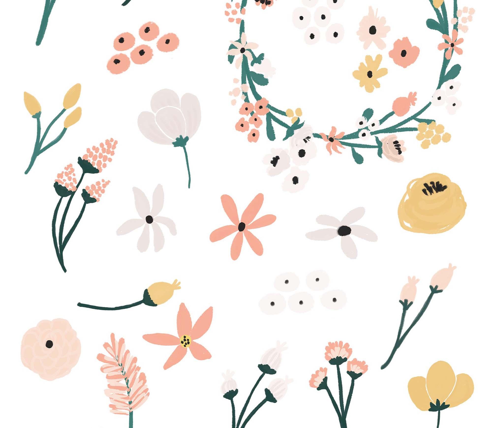 Lillia Floral Illustrations 6