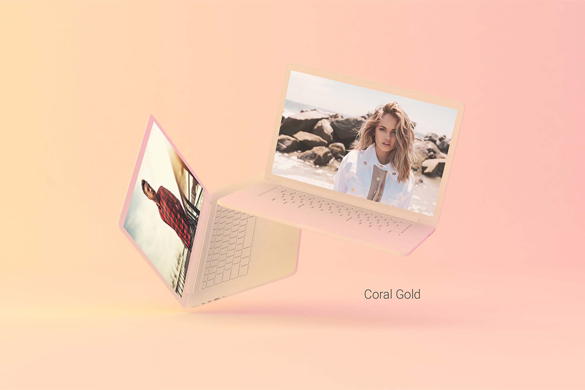 MacBook Mockup 2
