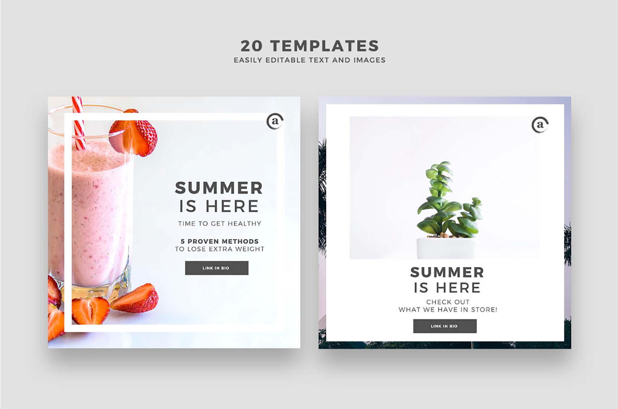 Minimis Instagram Social Media Templates 10