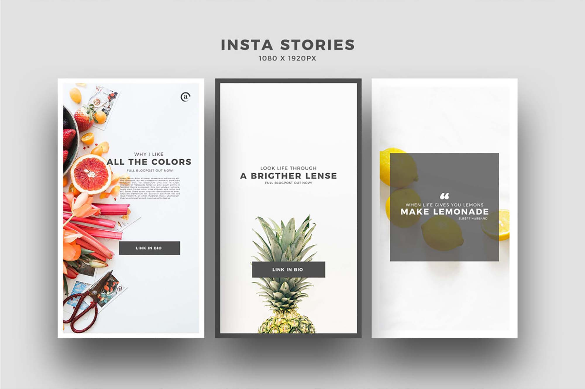 Minimis Instagram Social Media Templates 5