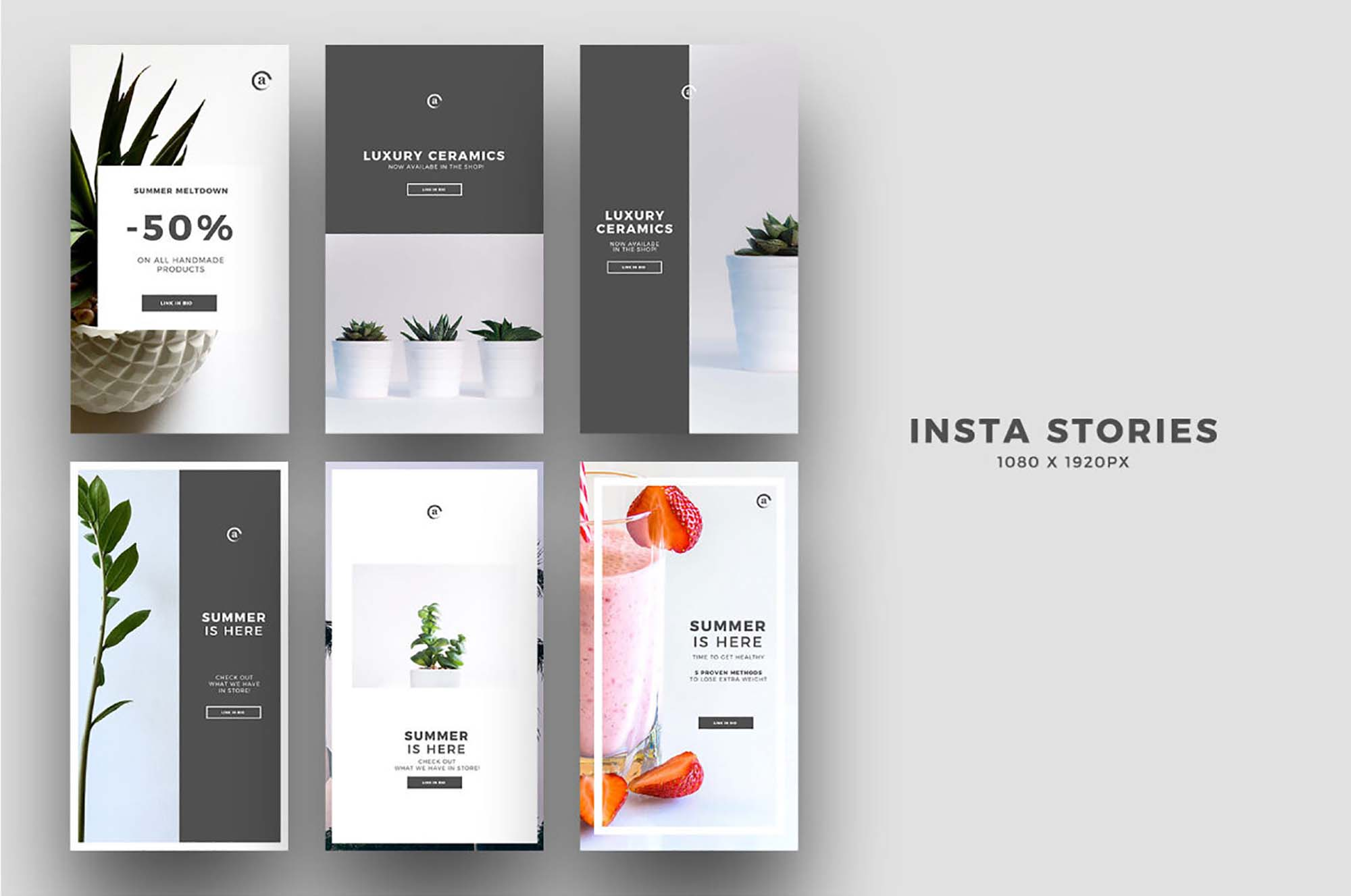 Minimis Instagram Social Media Templates 6