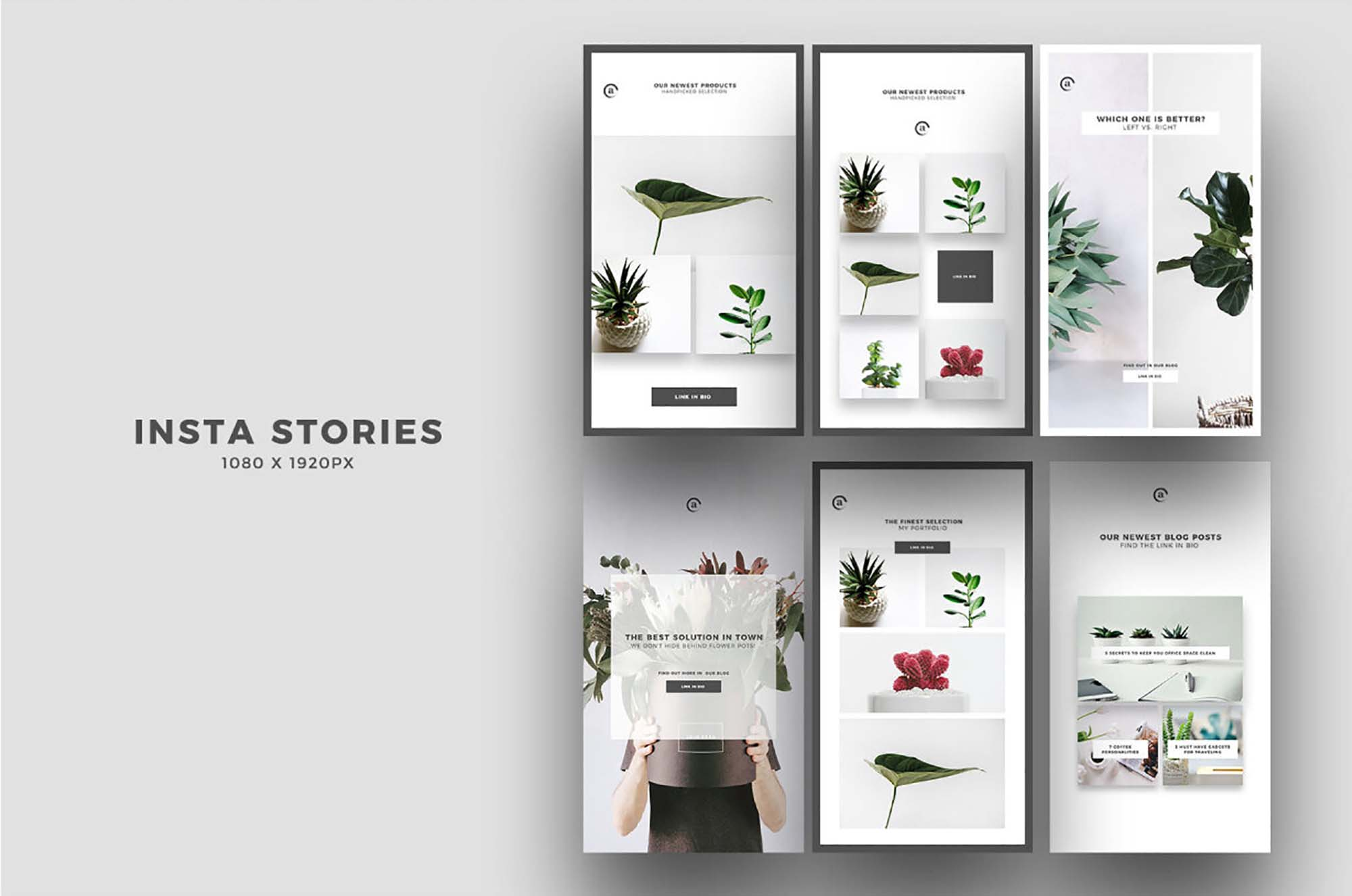 Minimis Instagram Social Media Templates 7