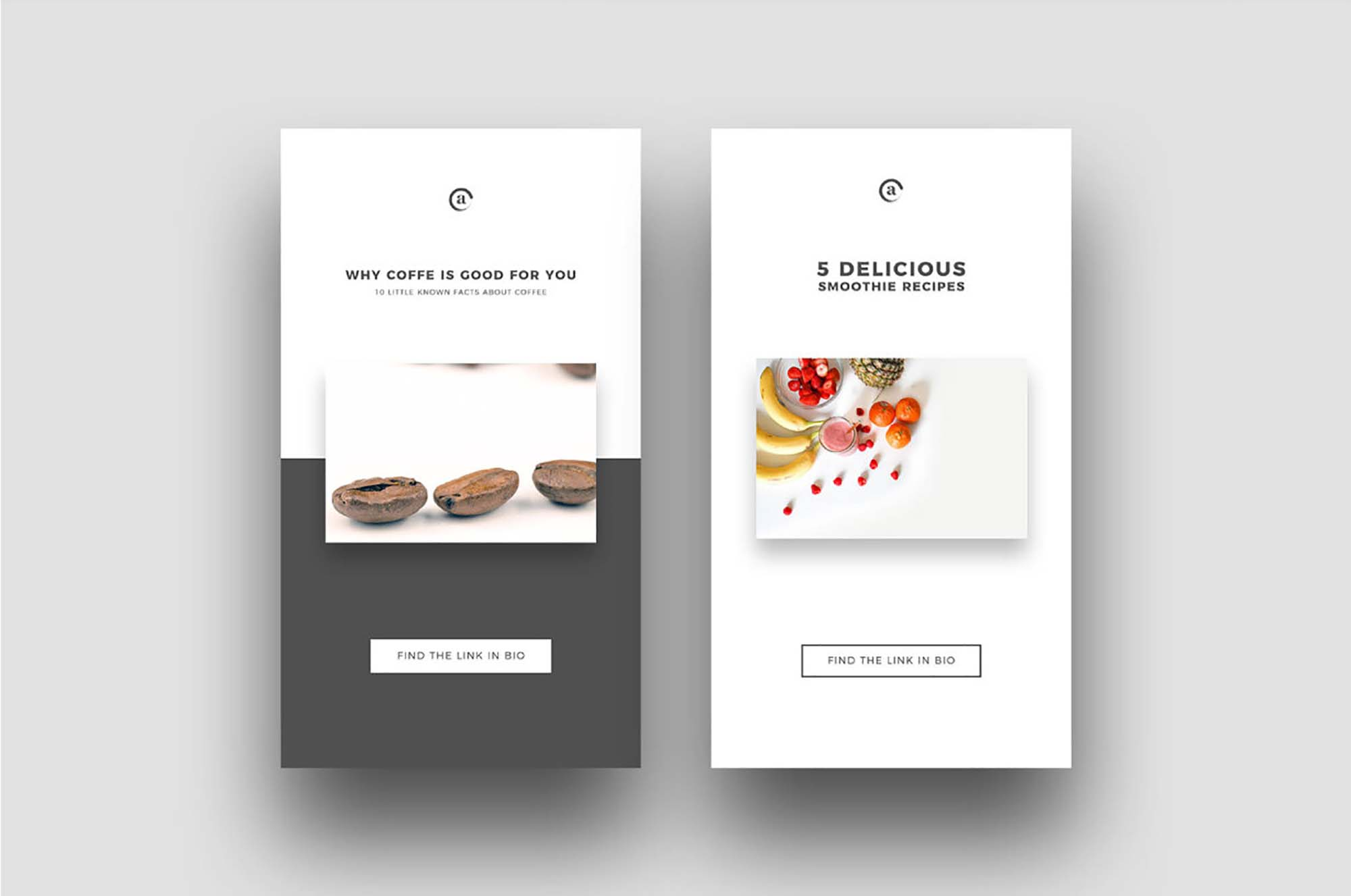 Minimis Instagram Social Media Templates 8