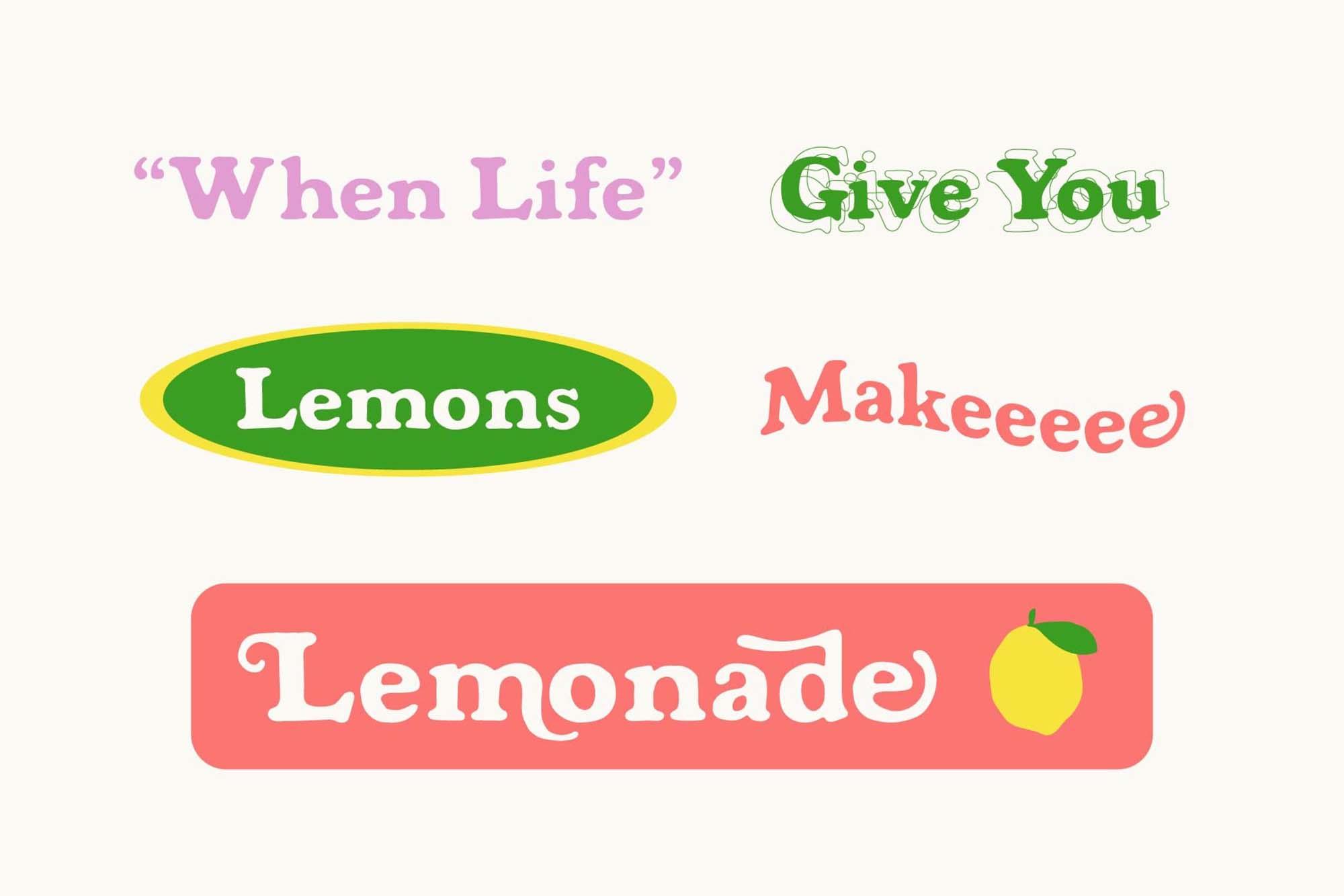Mondeur Serif Font 1