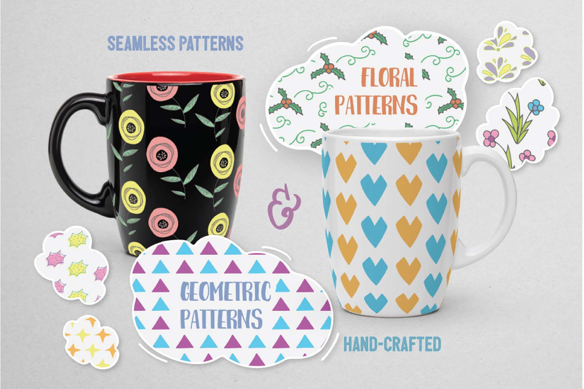 My Little Patterns Pack 2