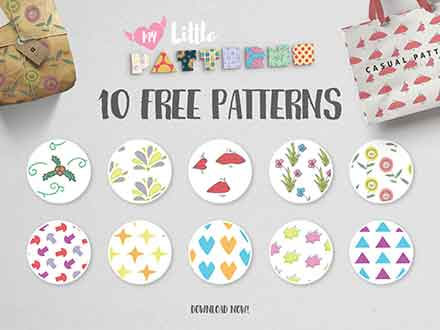 My Little Patterns Pack