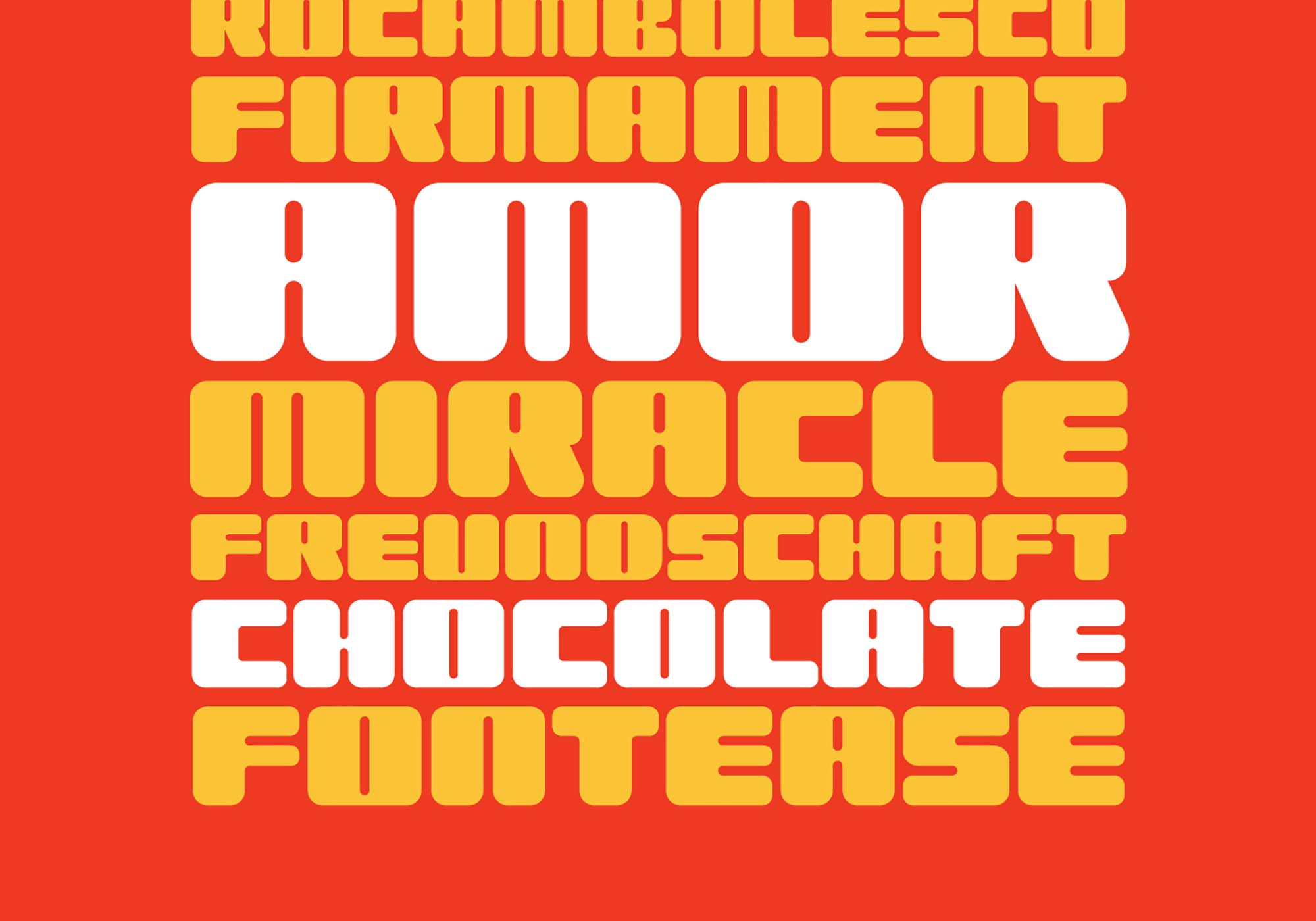 Rahovets Retro Display Font 4