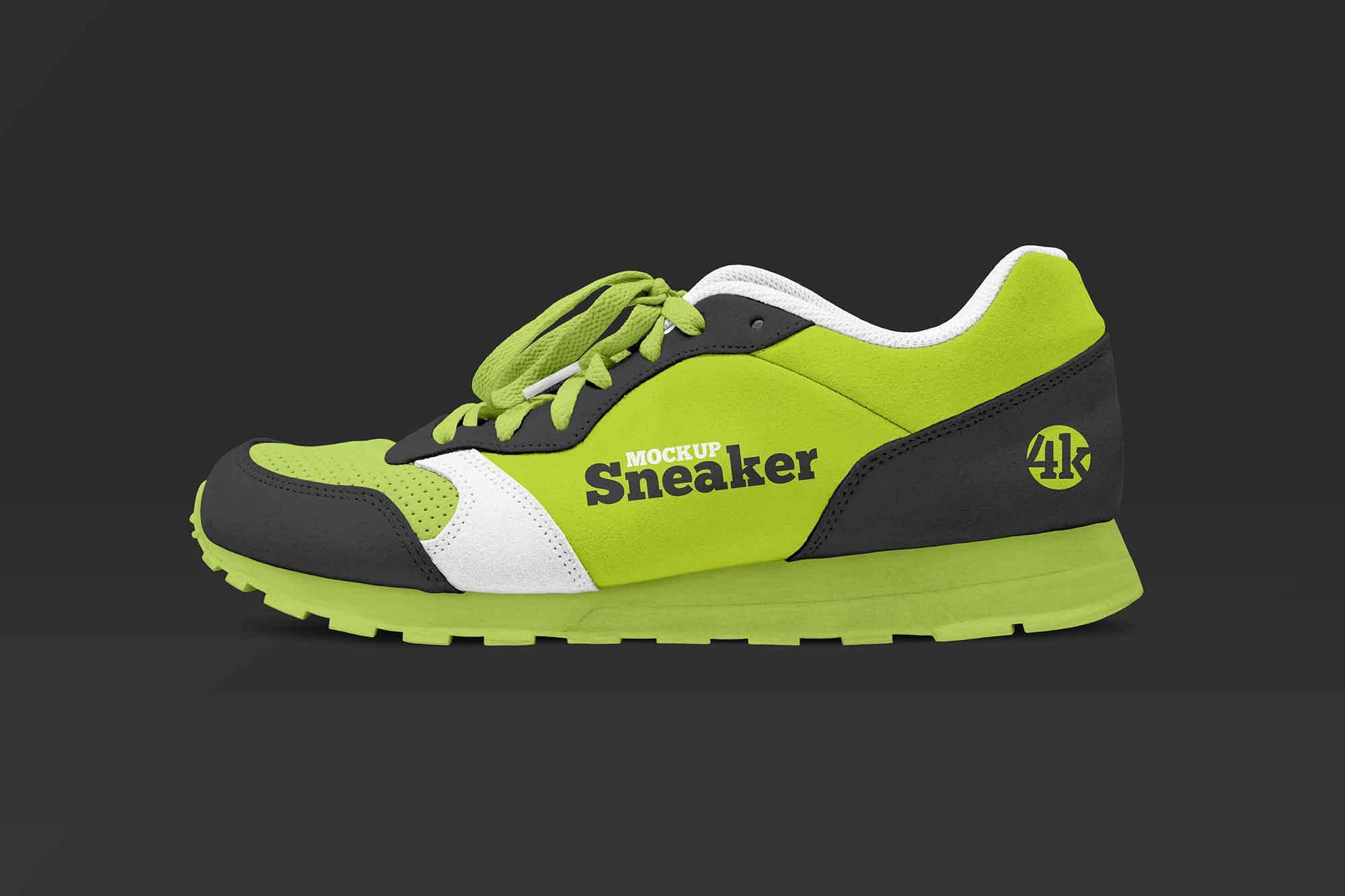 Sneaker Mockup 2