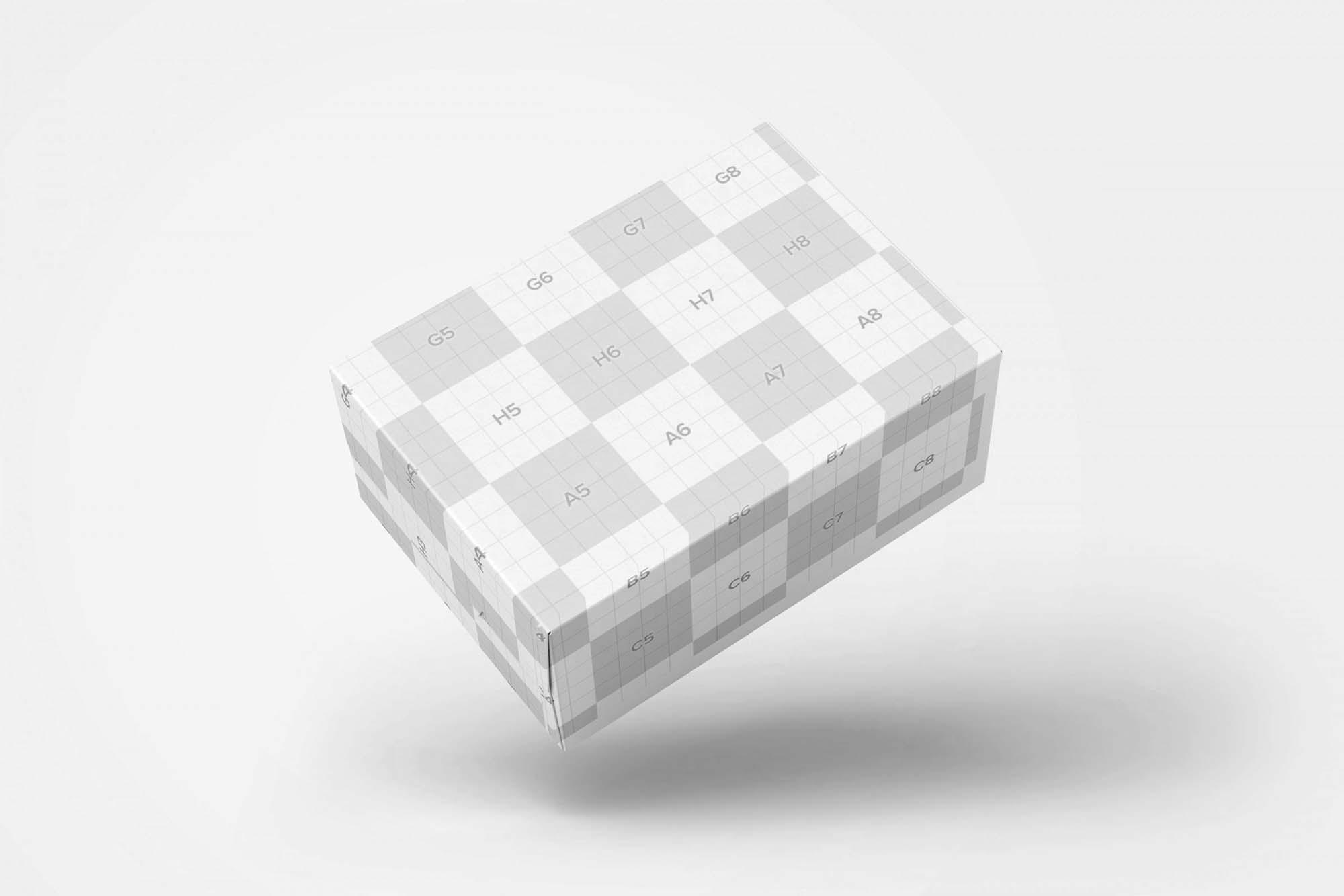 Soap Bar Box Mockup 3
