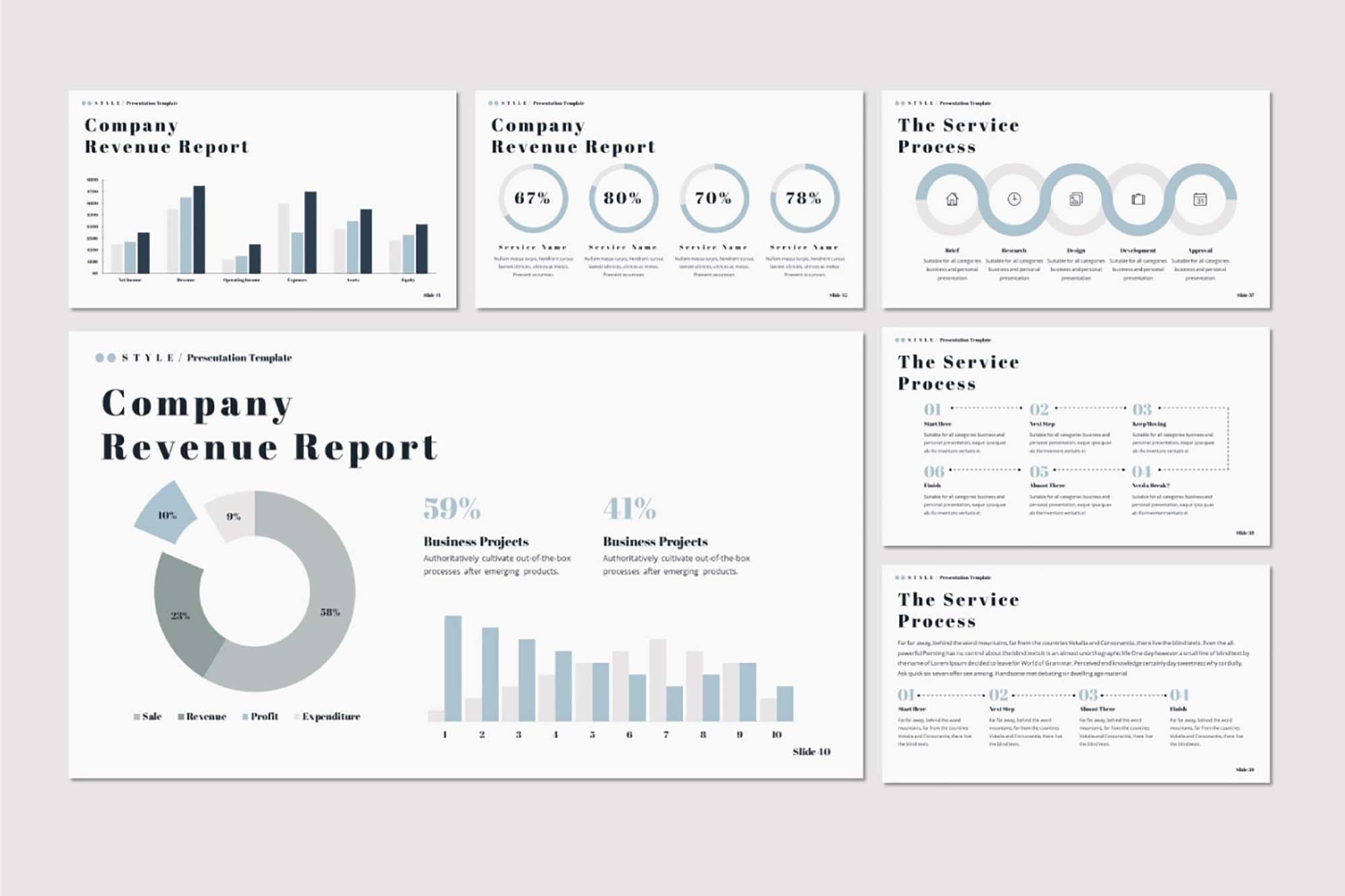 PowerPoint Presentation Template 5