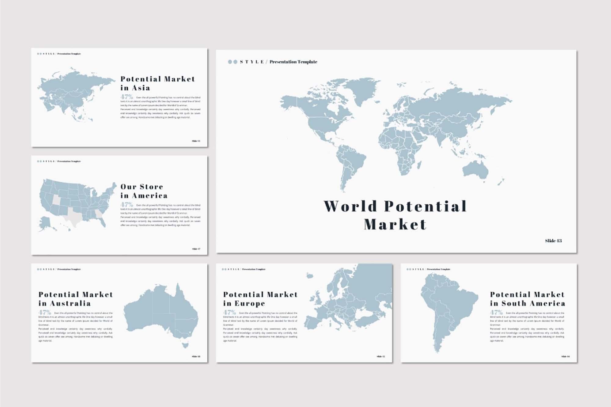PowerPoint Presentation Template 6