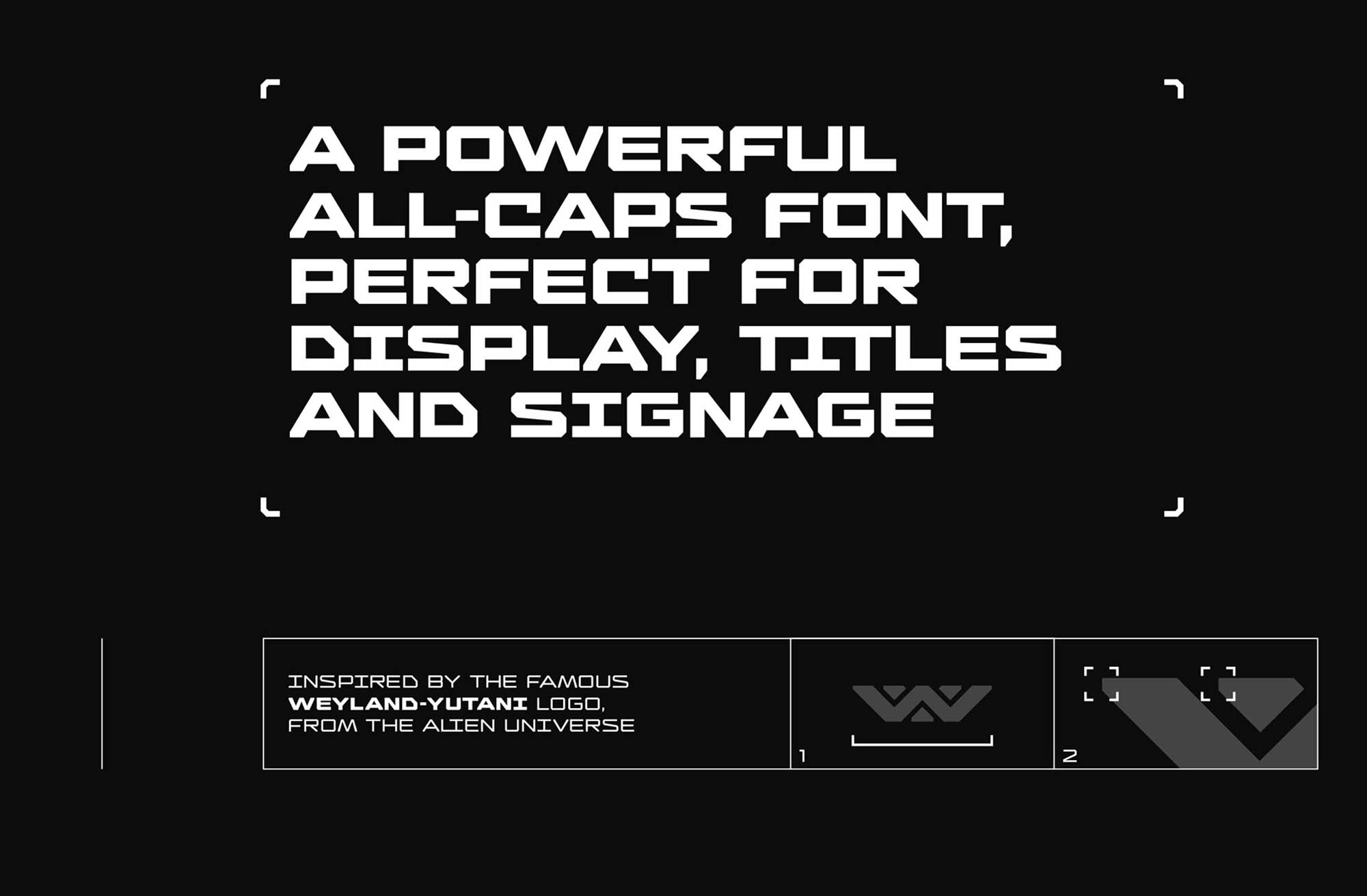 Thedus Display Font 12