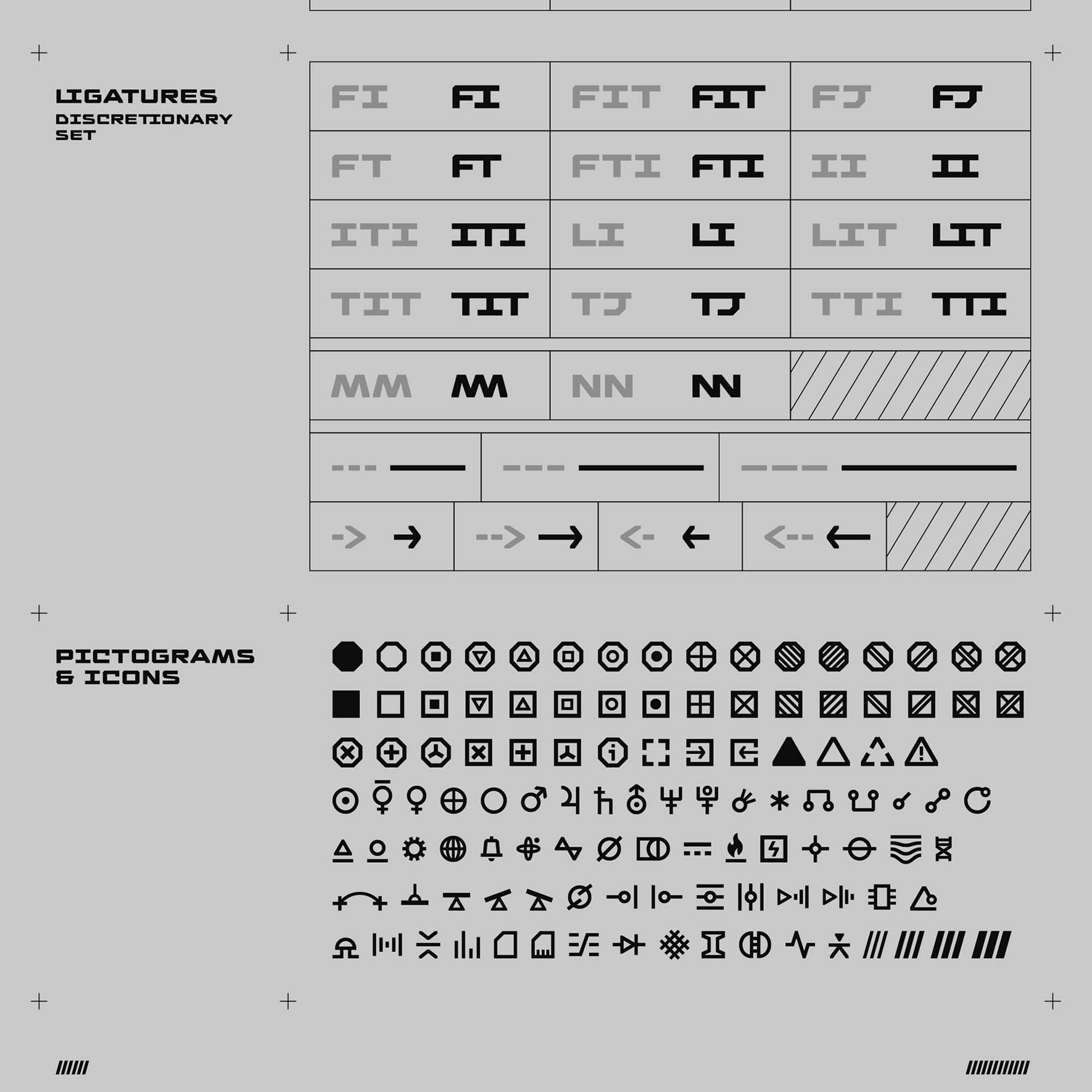 Thedus Display Font 3