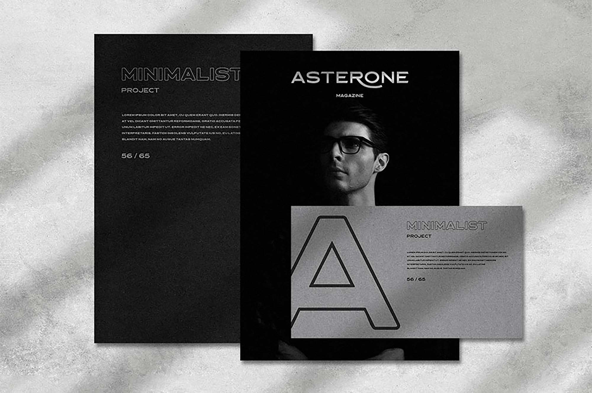 Asterone Font Family 2