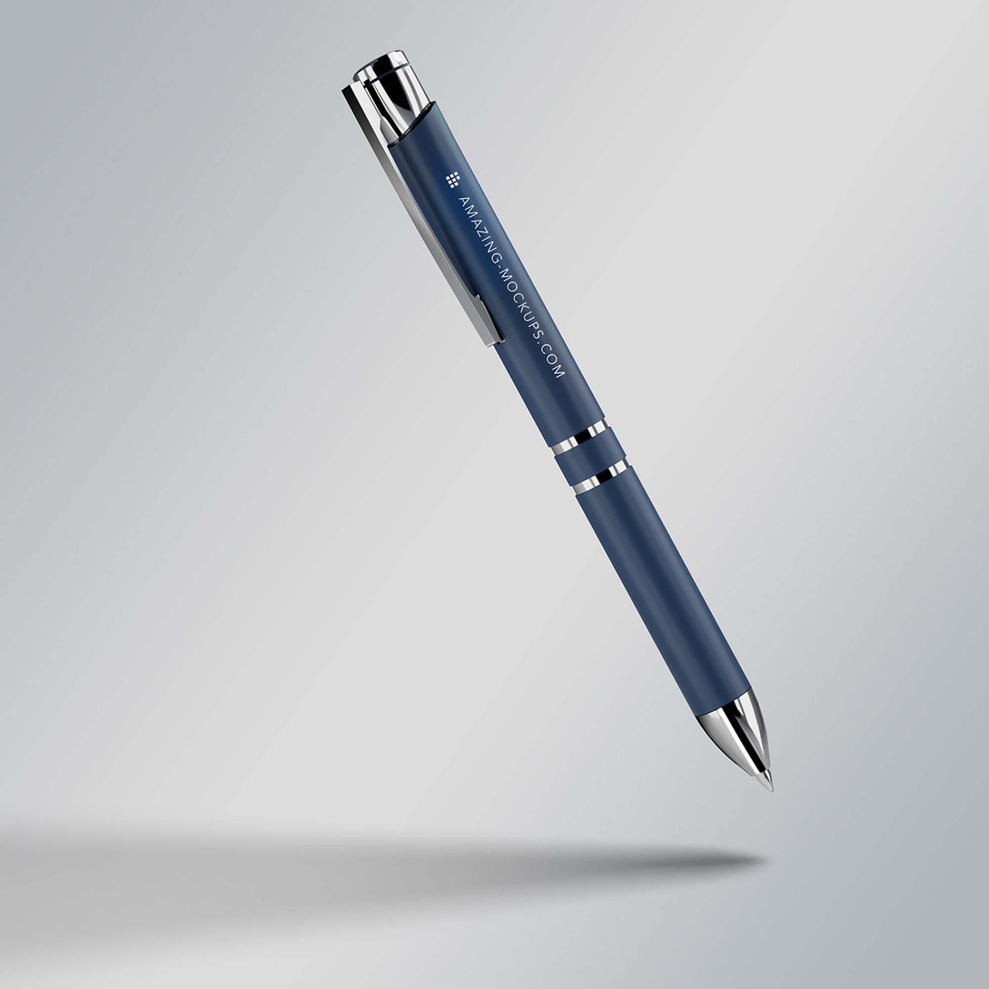 Ballpoint Pen Mockup 3