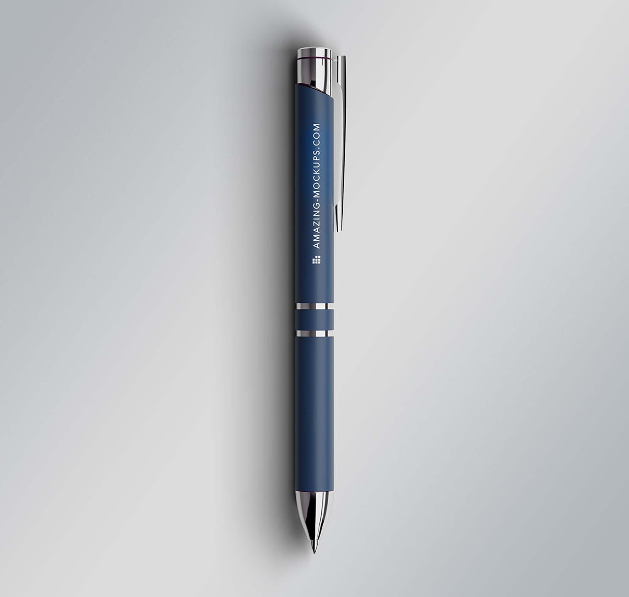 Ballpoint Pen Mockup 5