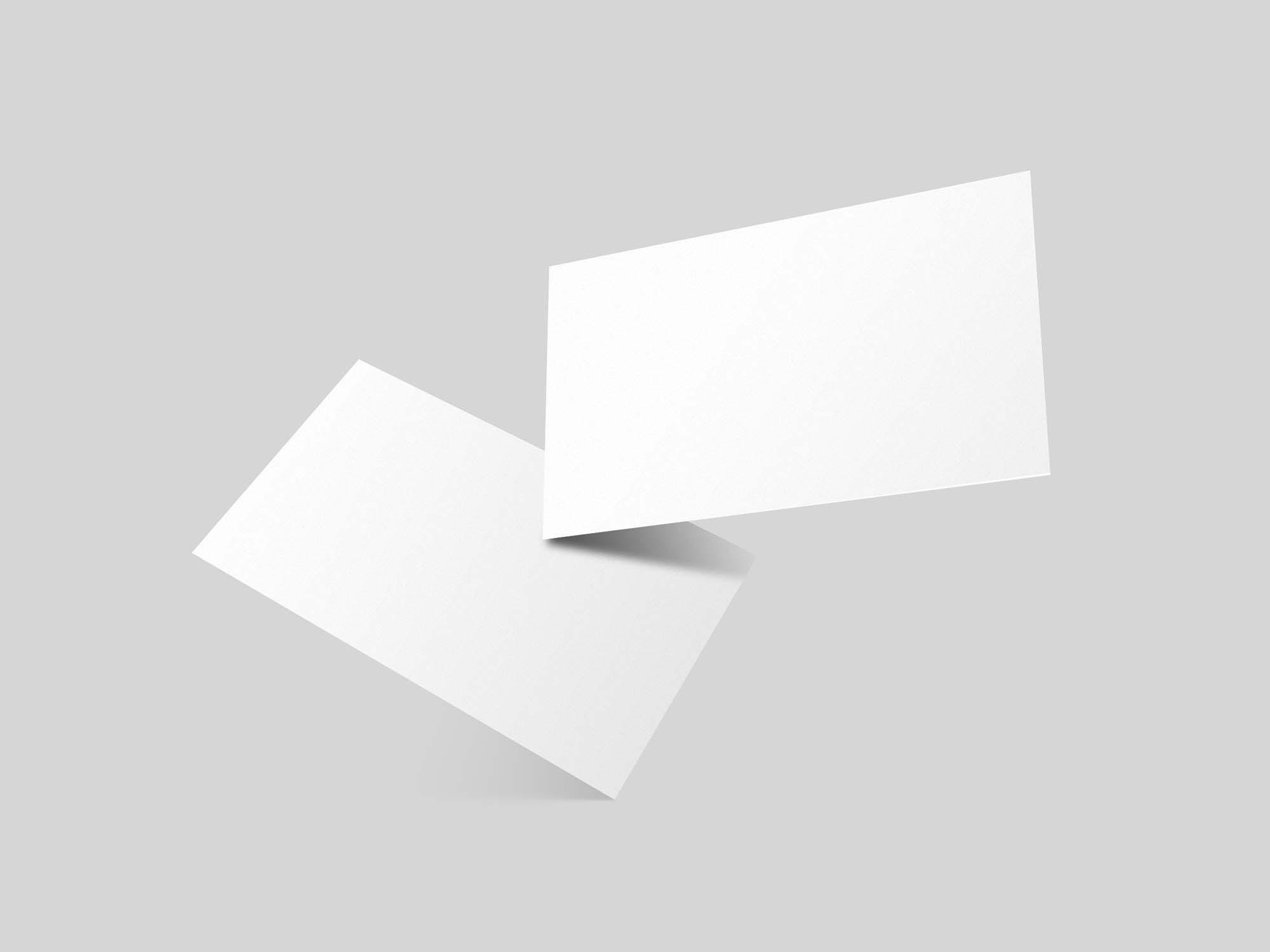 Business Cards Mockup 2
