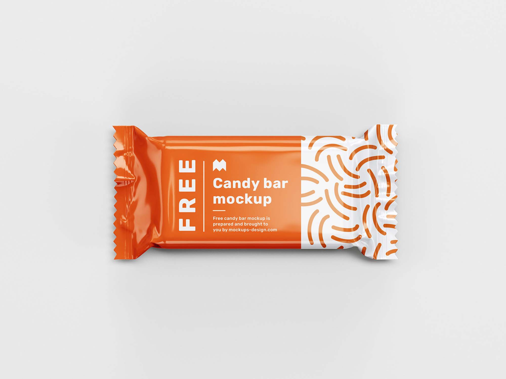 Candy Bar Mockup 3
