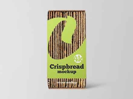 Crispbread Mockup