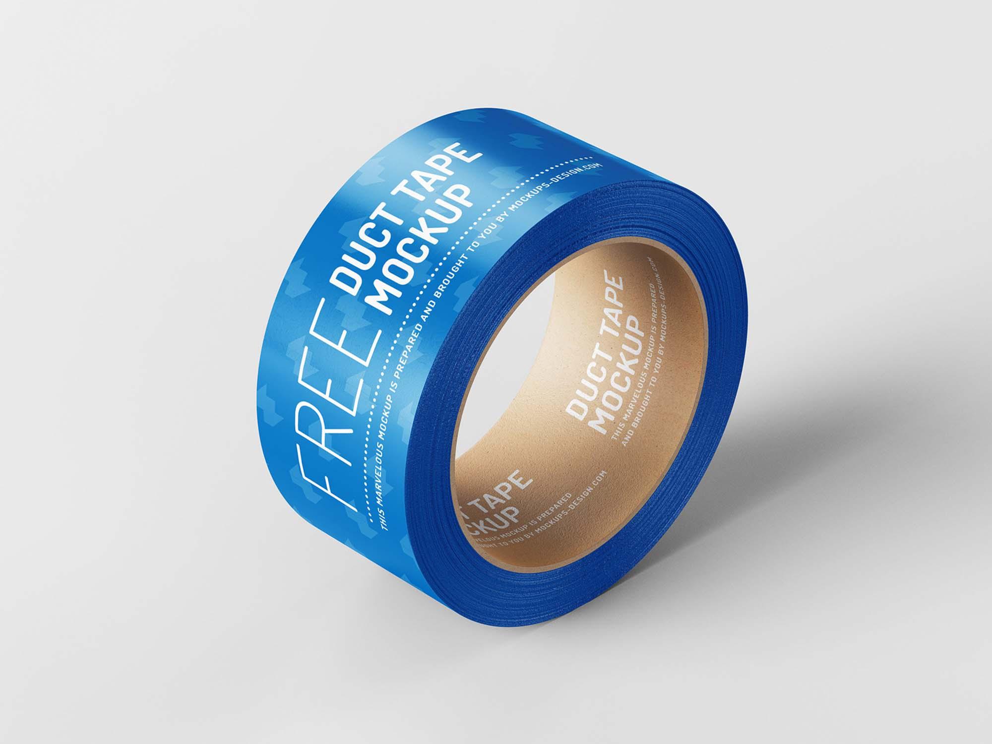 Duct Tape Mockup 1