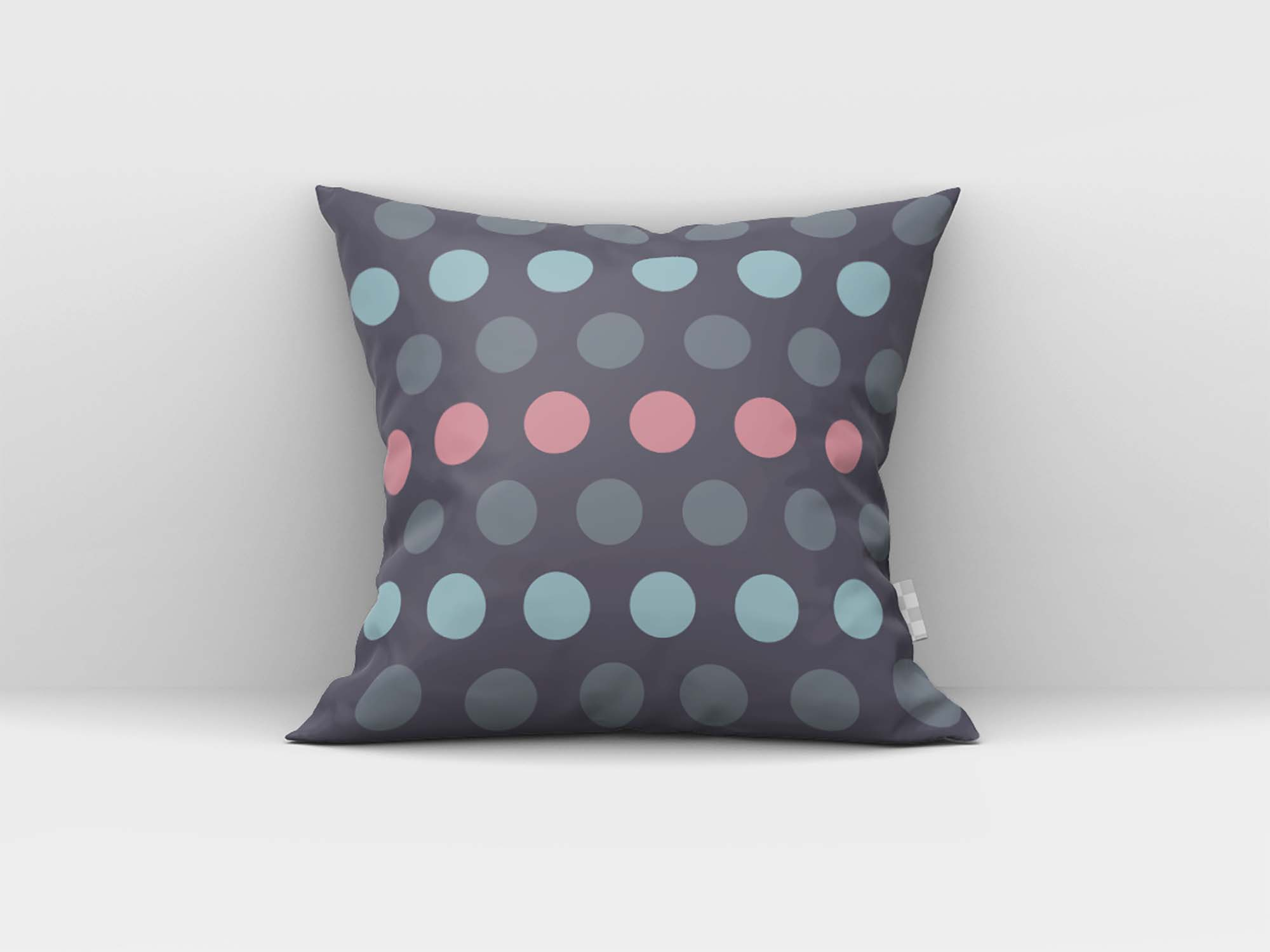 Square Cushion Mockup