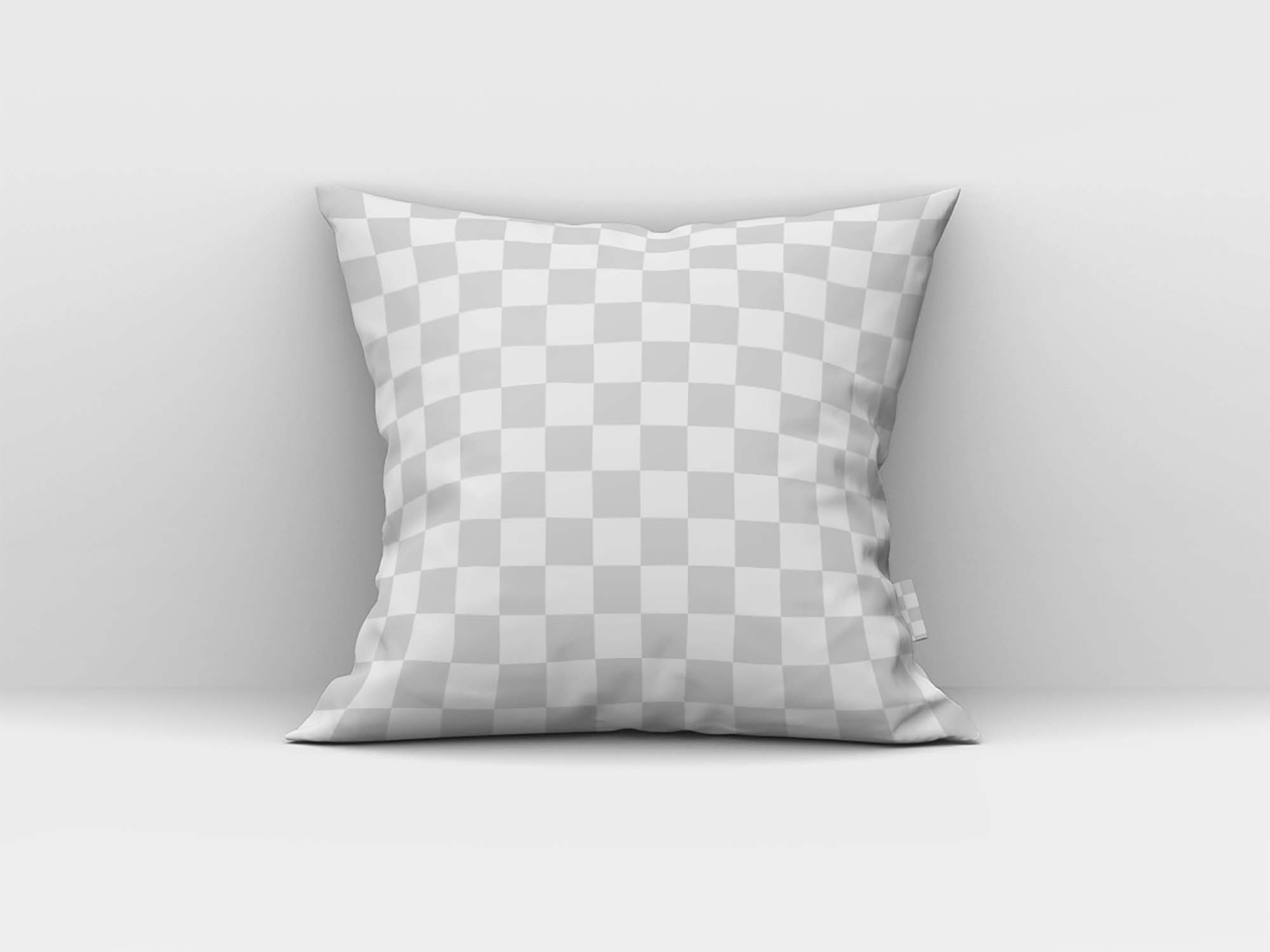 Square Cushion Mockup 2