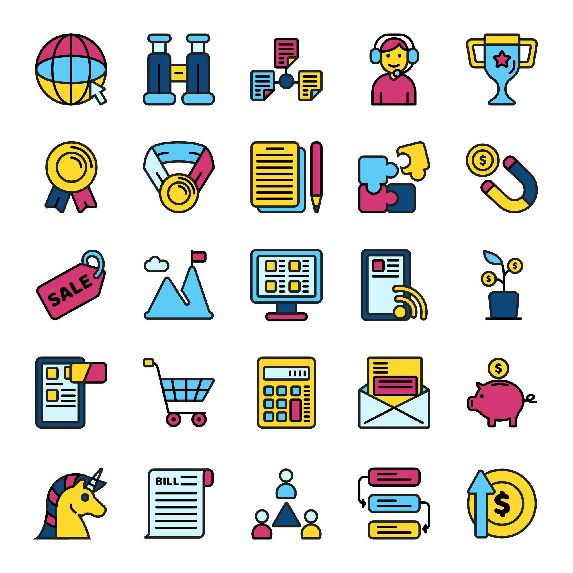 Startup Vector Icon