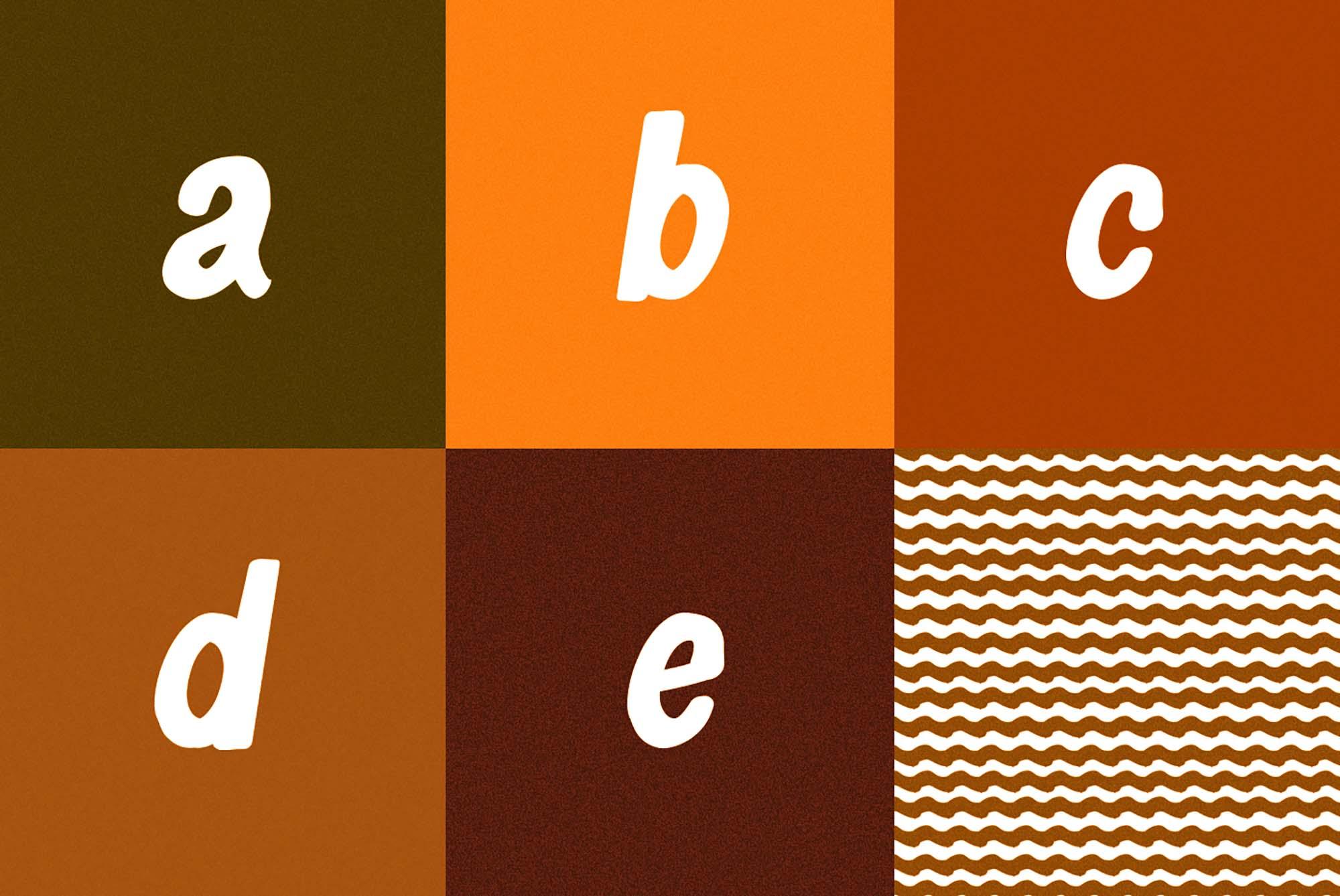Bantayog Typeface 3