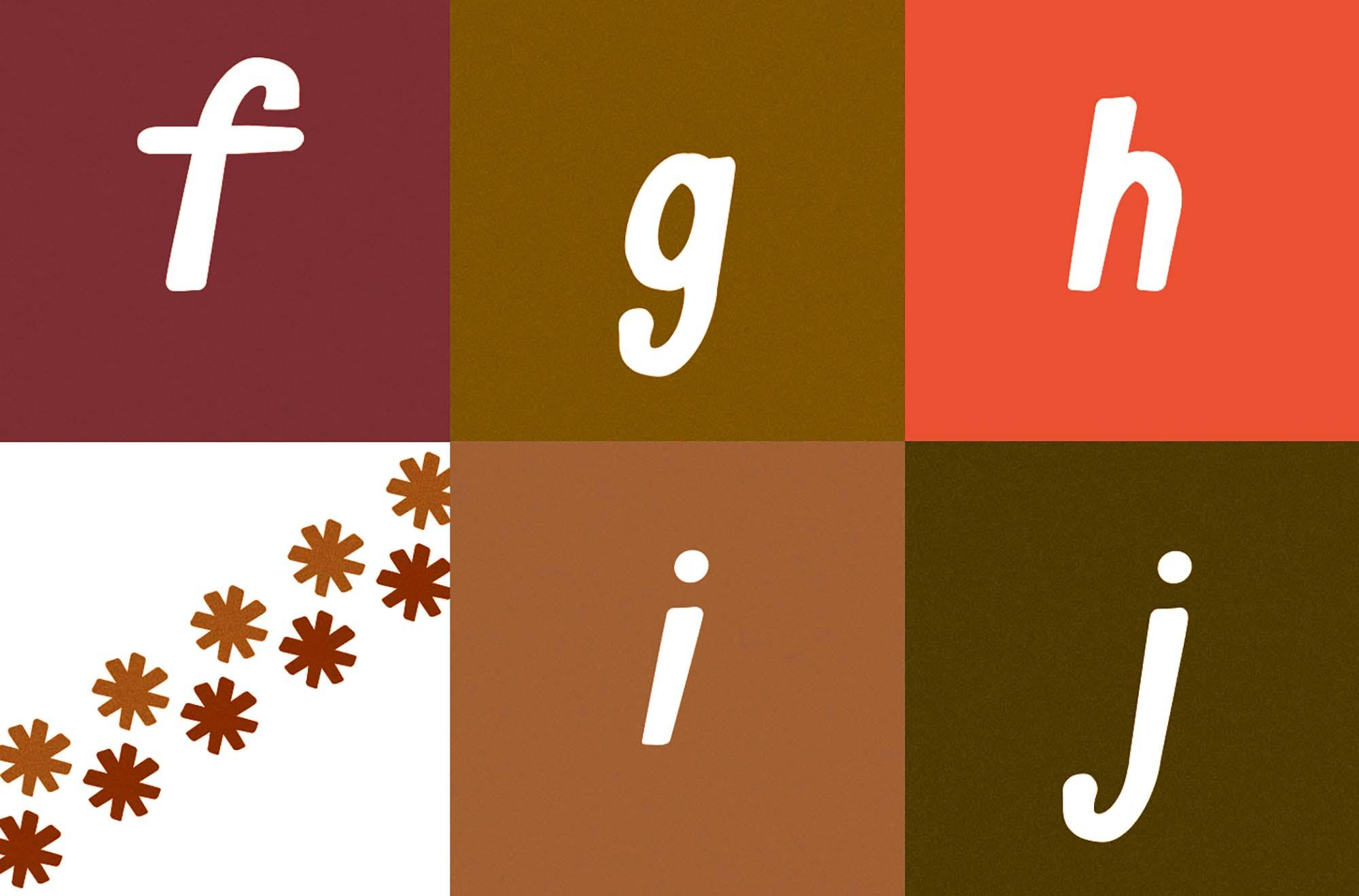 Tapioca Typeface 8