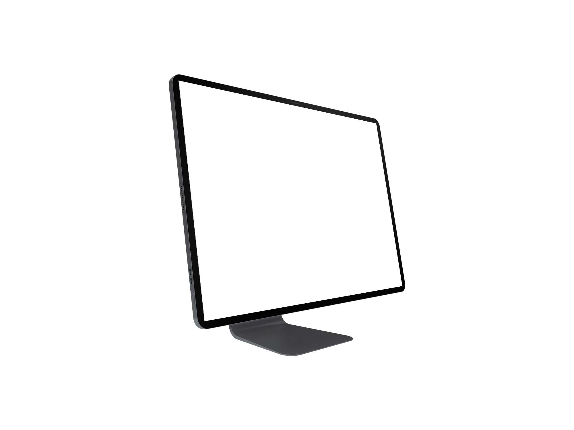 iMac Pro Mockup Concept 2