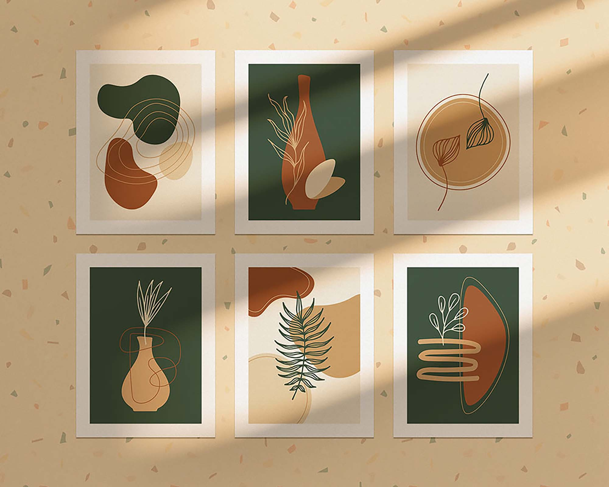 Abstract Shapes 4