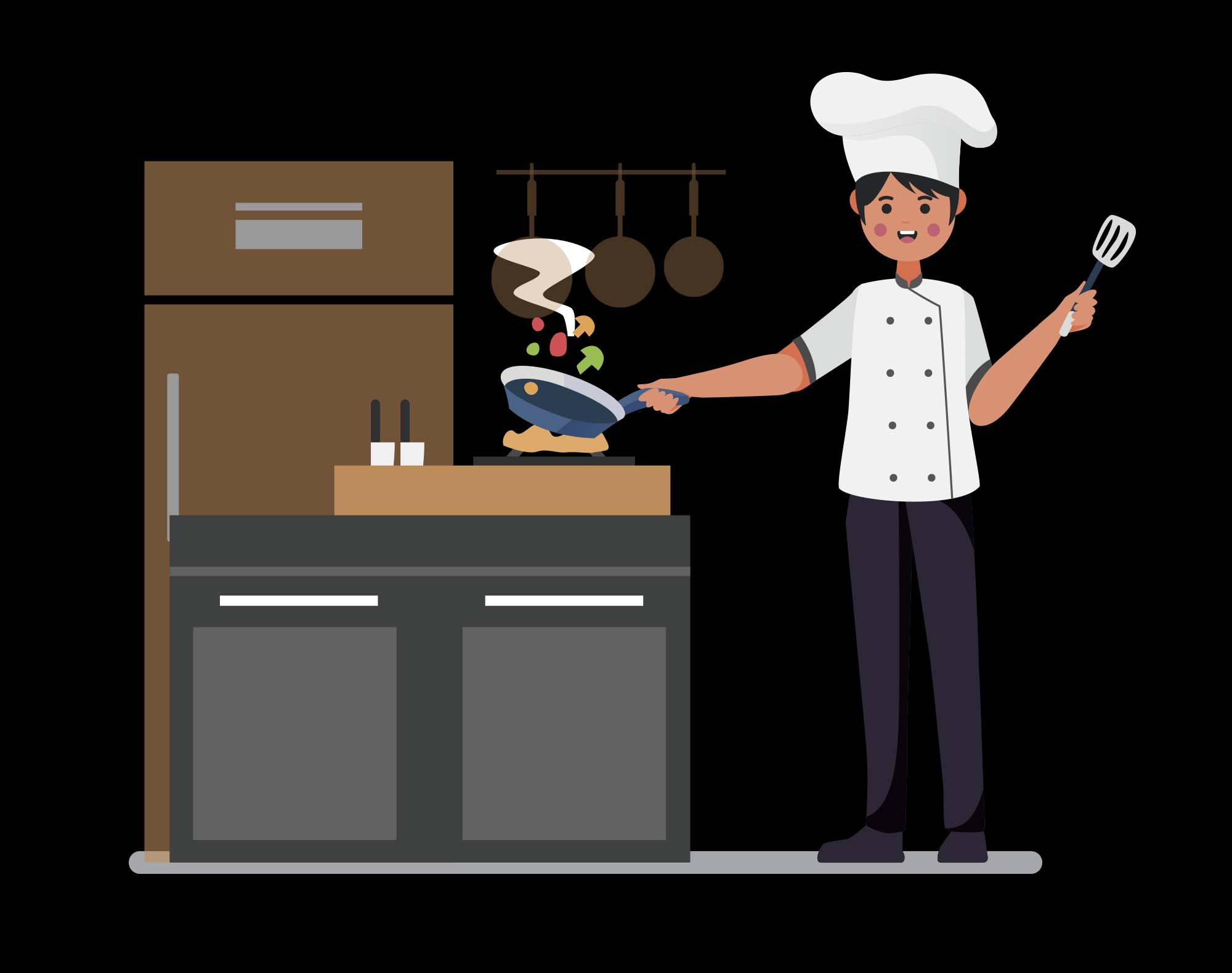 Chef Illustration 2